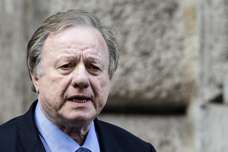 Ex ministro Matteoli morto in incidente