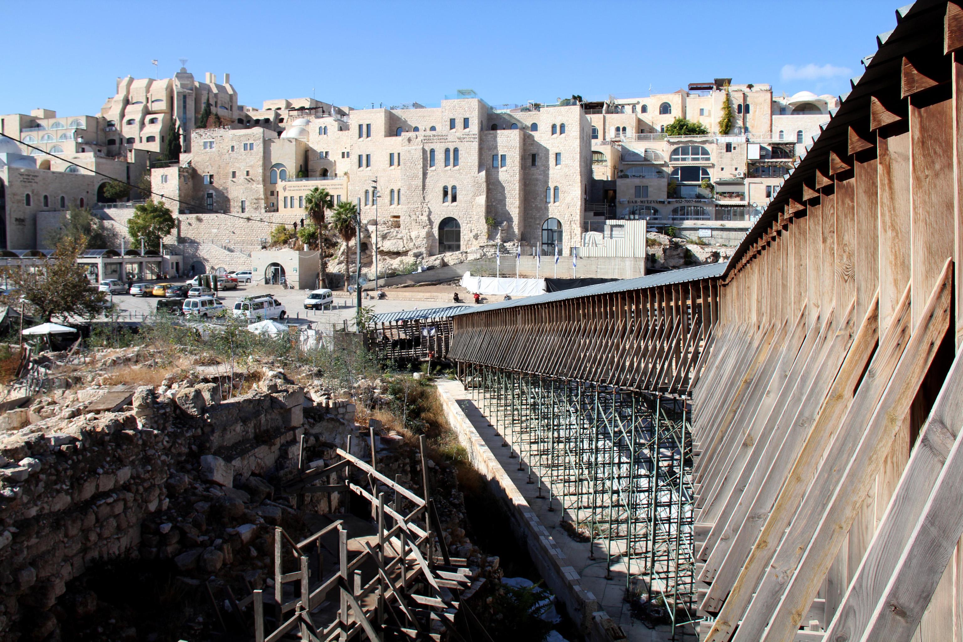 Israele si prepara a rivolta palestinese