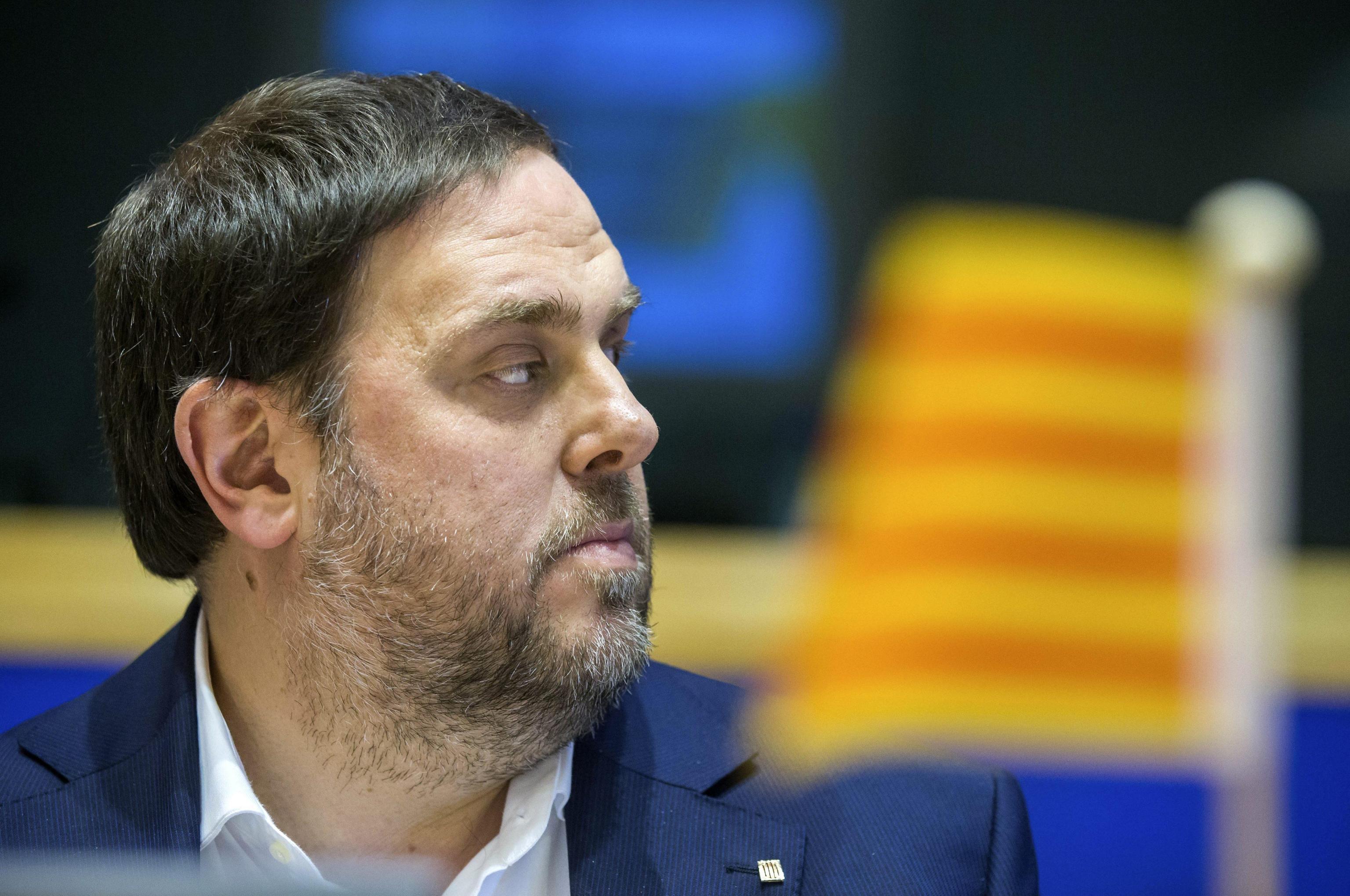 Catalogna: resta in cella Junqueras