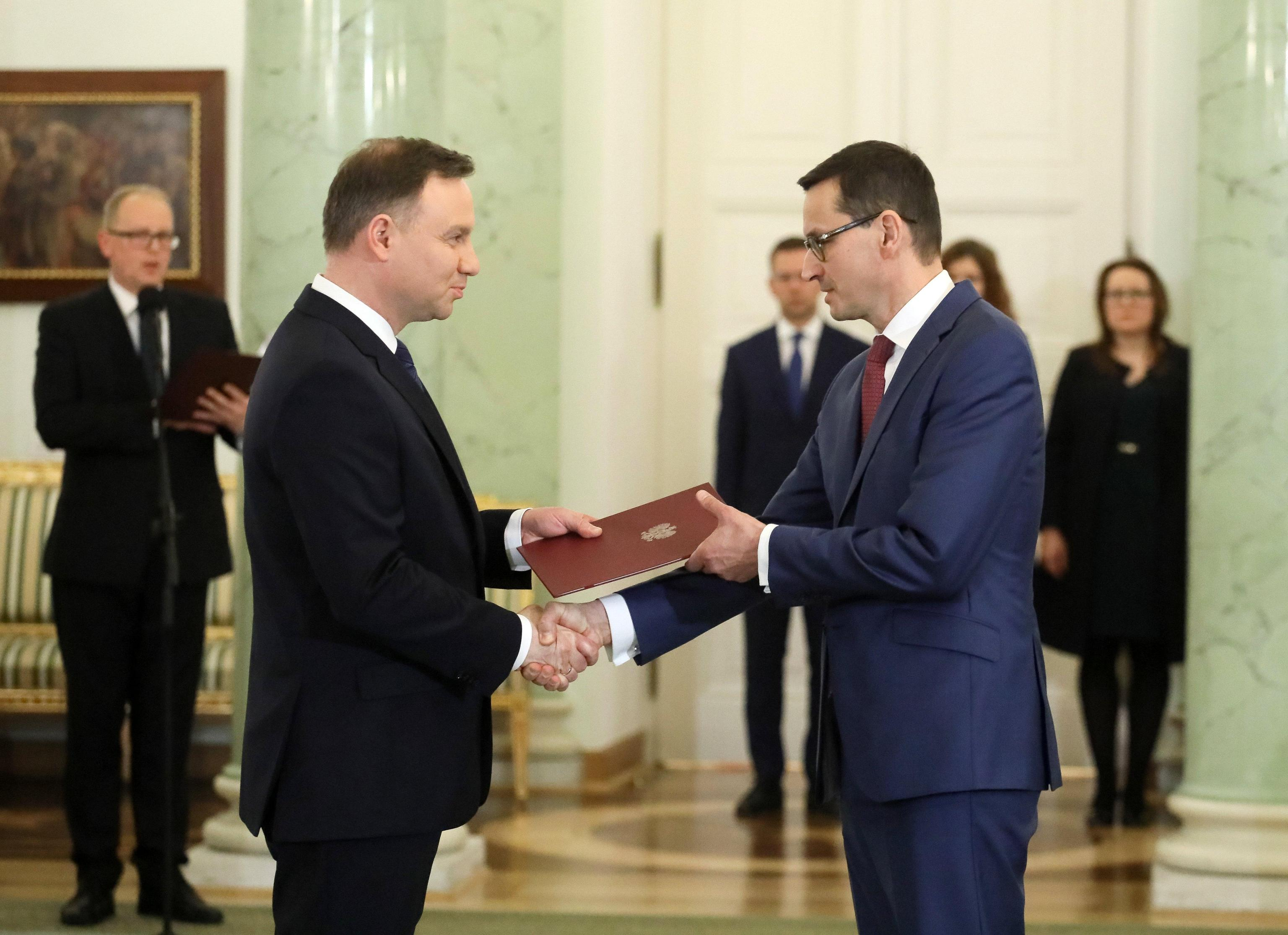 Polonia: nuovo premier è Morawiecki