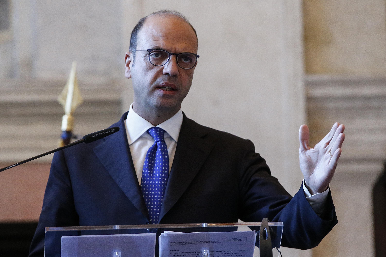 Alfano vuole accordo.-quadro con Tunisia