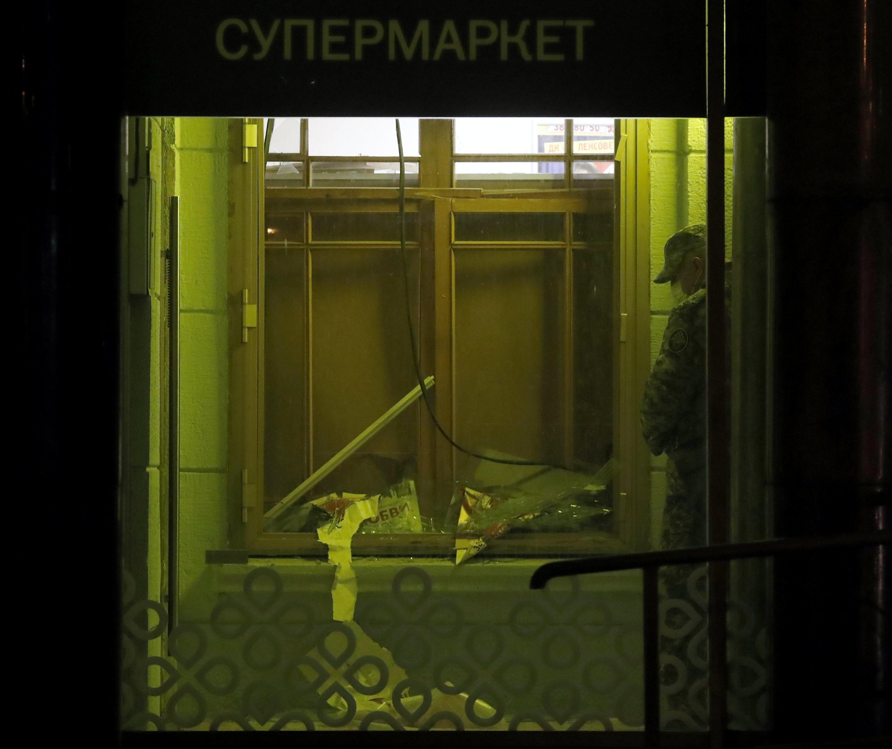 Attentatore San Pietroburgo confessa