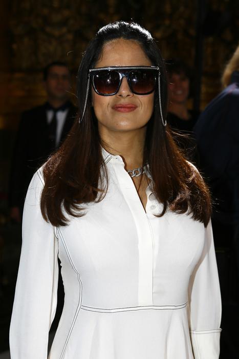 Salma Hayek contro Weinstein: 'Ha molestato anche me'