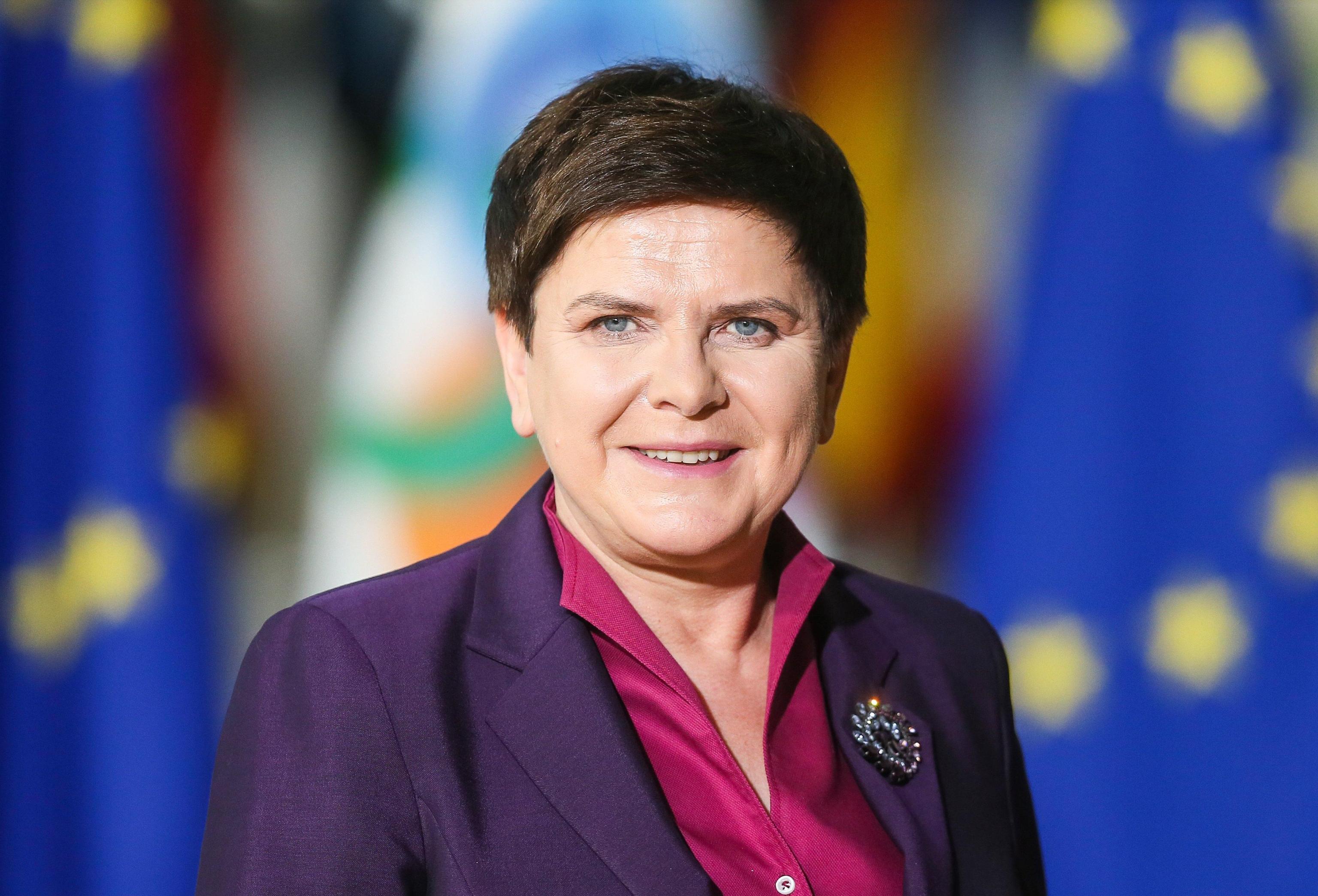 Polonia: furori premier Szyldo