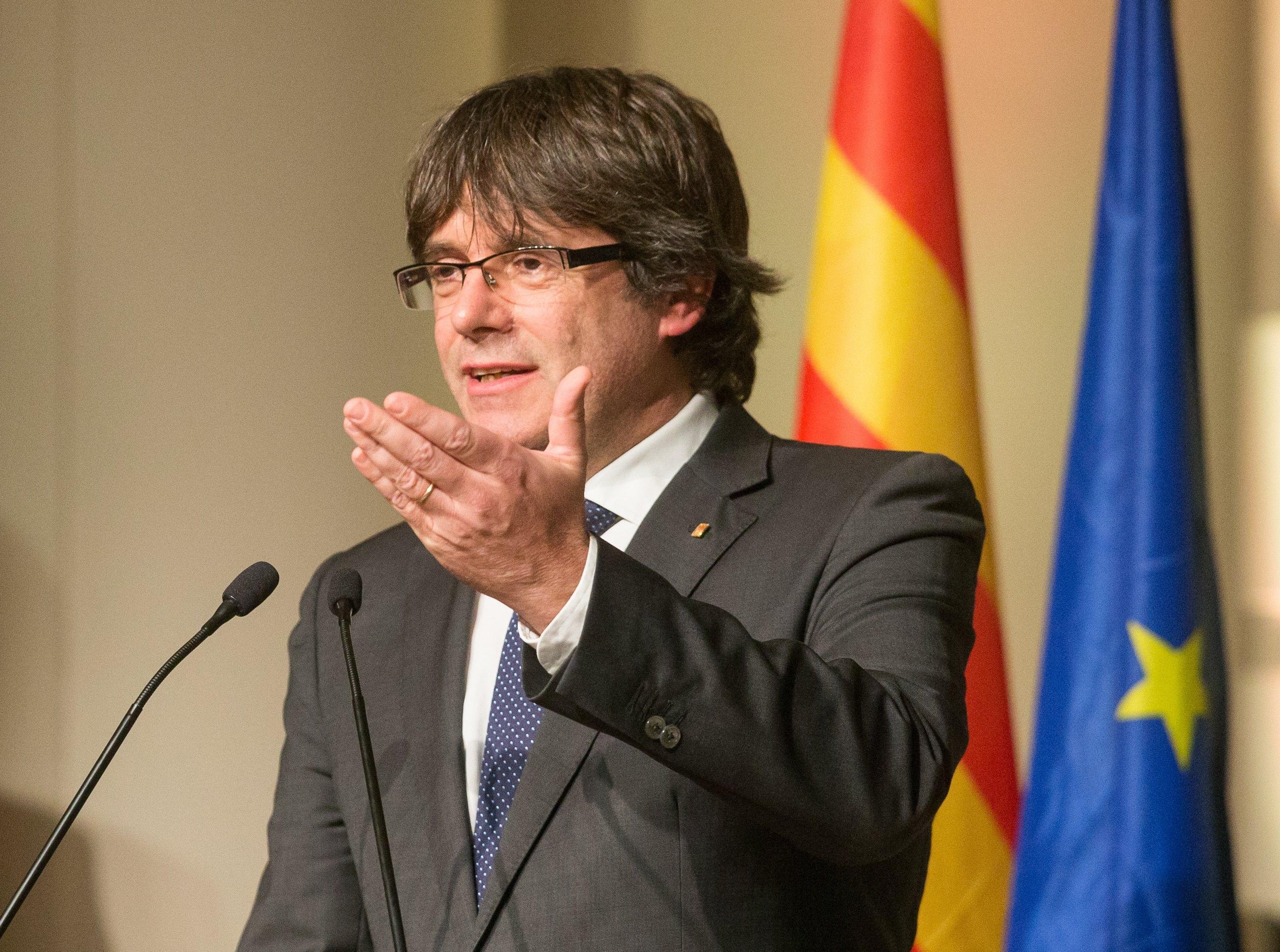 Puigdemont, torno sarà rispettato voto