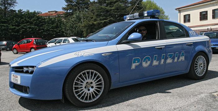 Lanciata molotov davanti a un commissariato a Roma