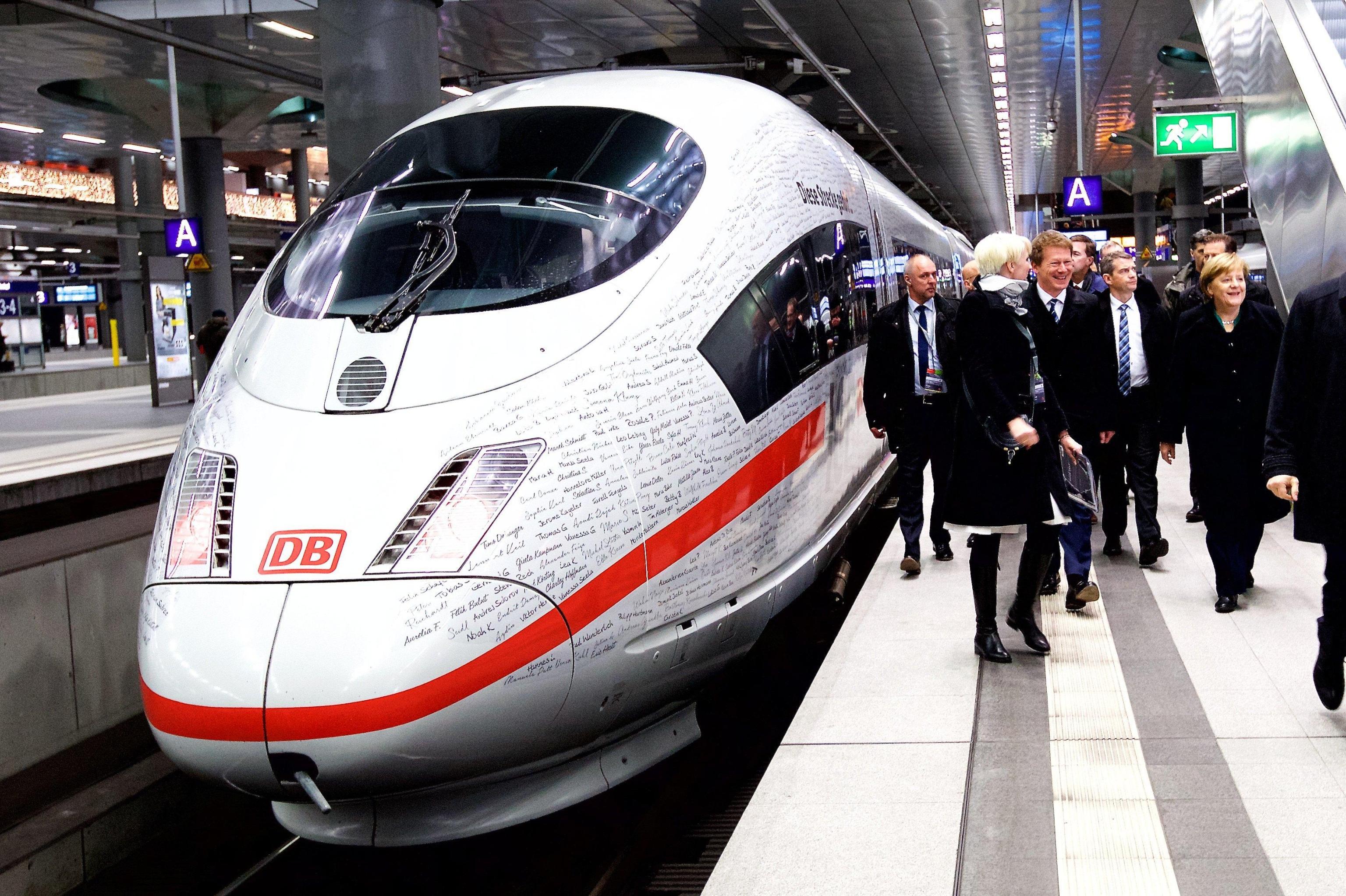 Alta velocità Berlino-Monaco, un flop