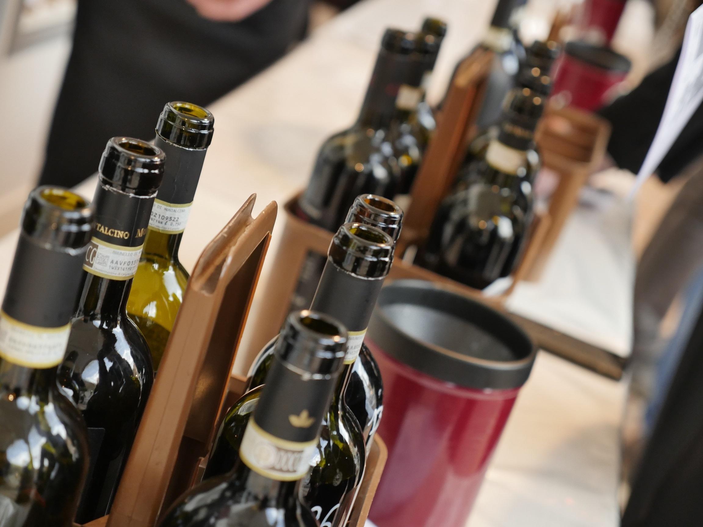 Furto 900 bottiglie Brunello Montalcino