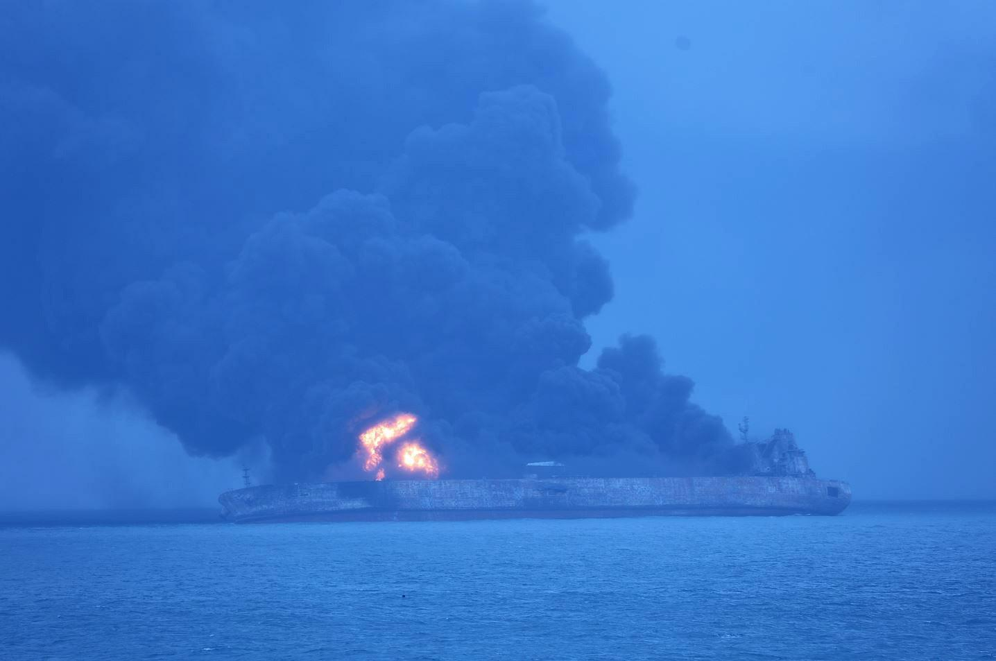 Cina: recuperata prima vittima nave Iran