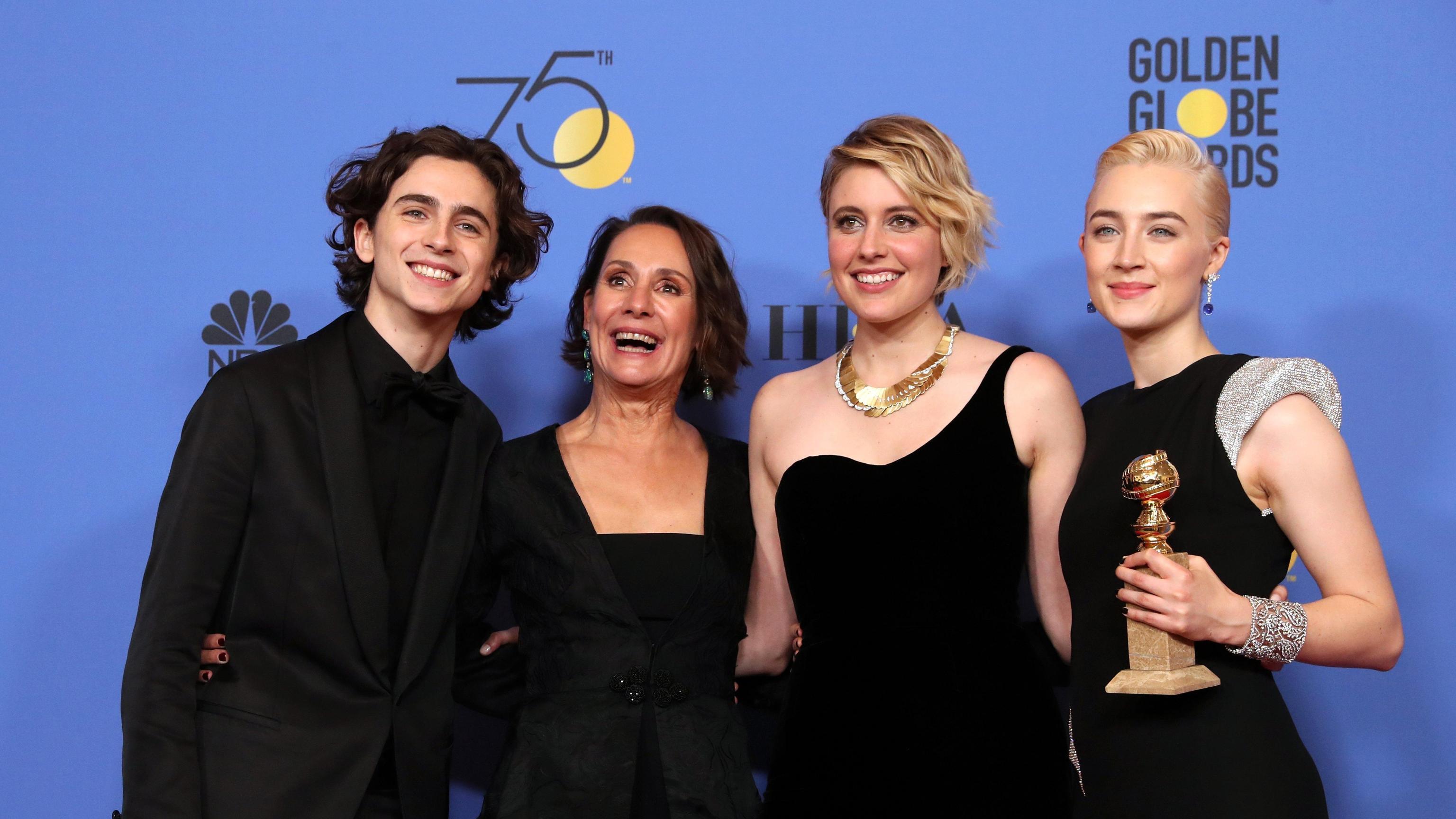 Lady Bird, Gerwig e Ronan da Oscar