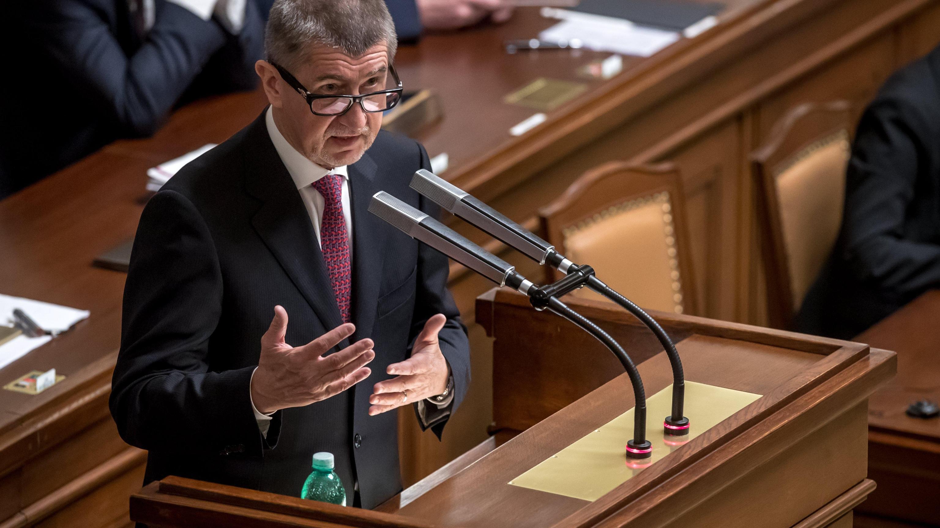 Rep ceca: si dimette governo Babis