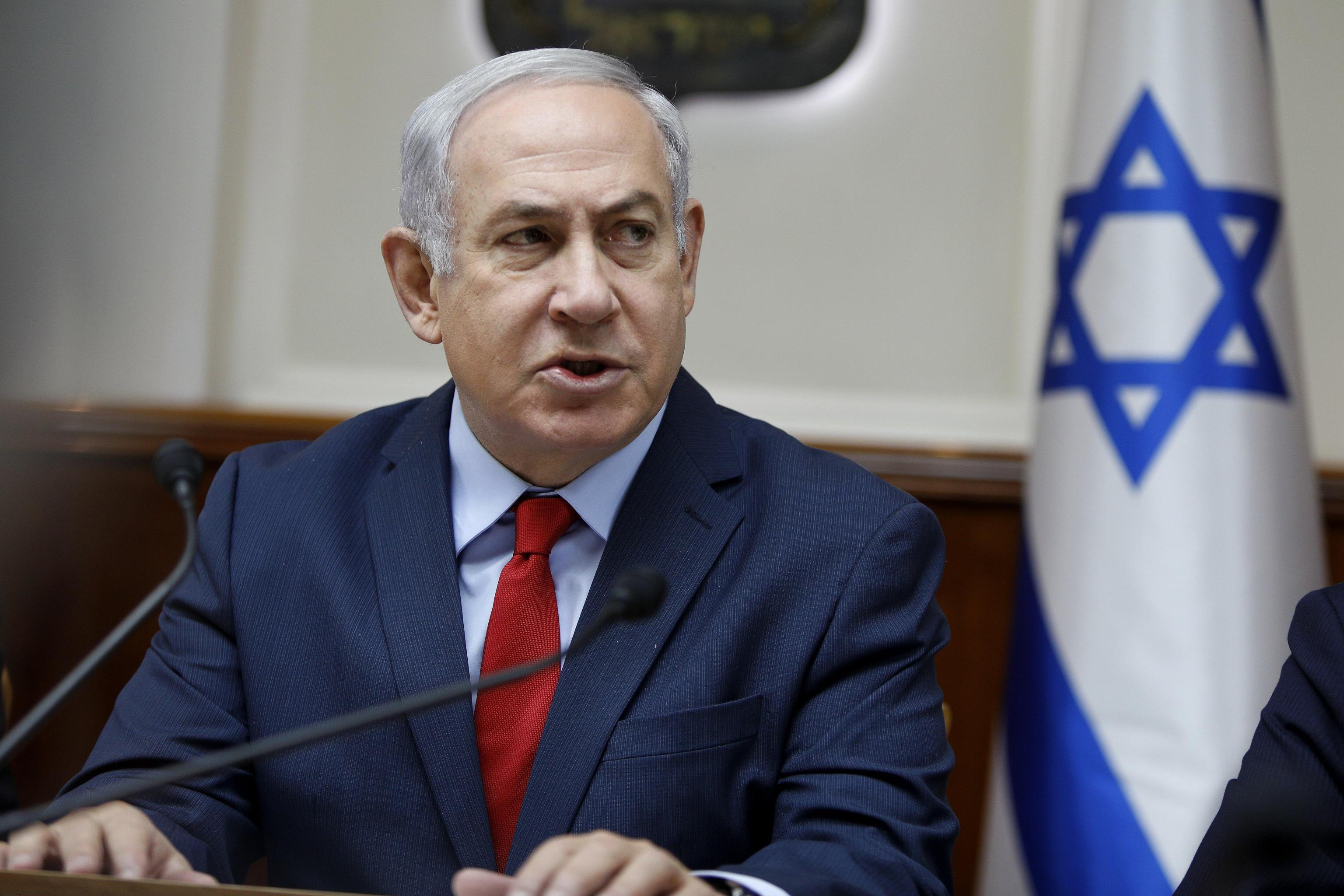 Iran: Netanyahu, spero successo proteste