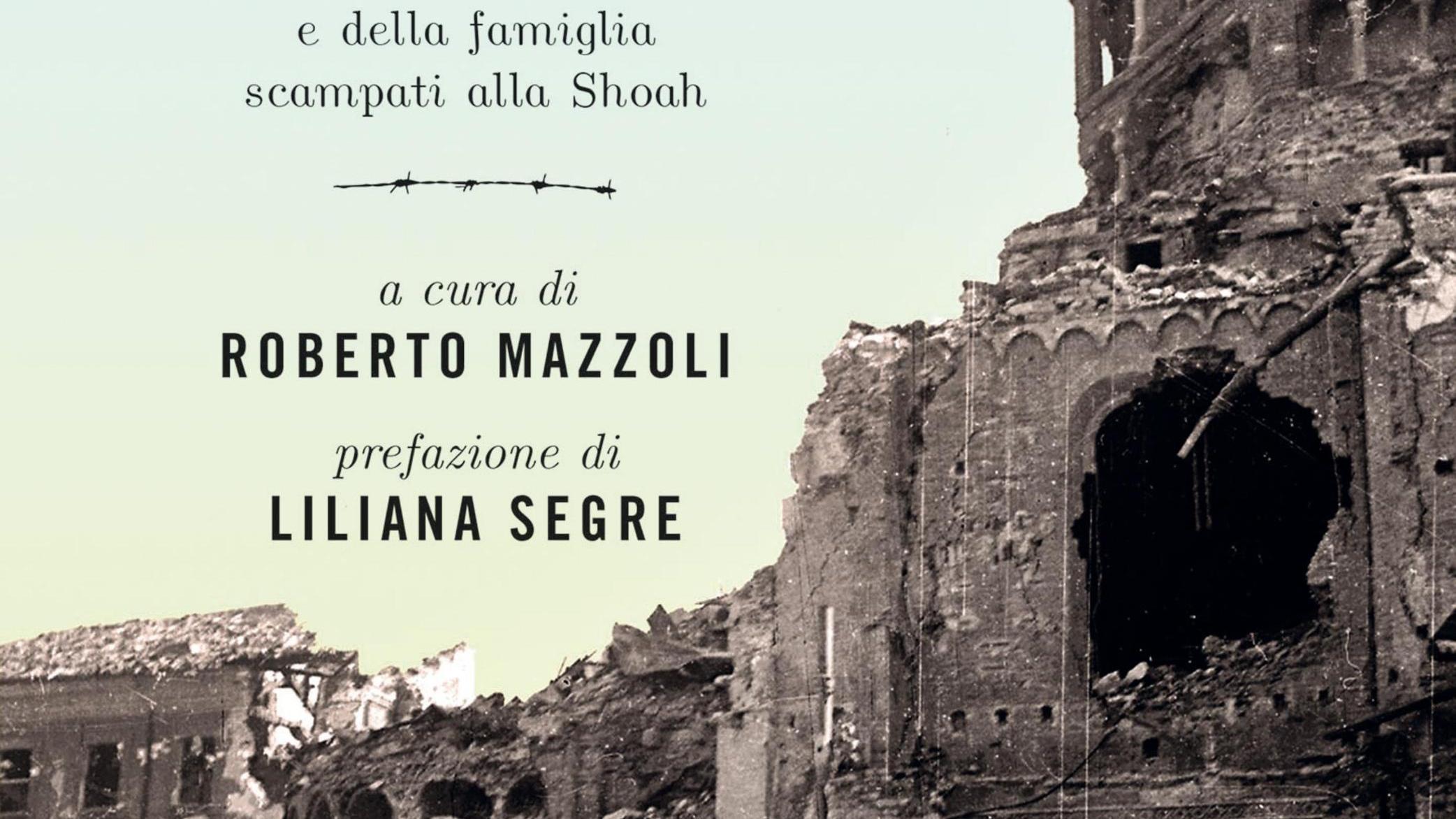Liliana Segre e il diario di Sarano