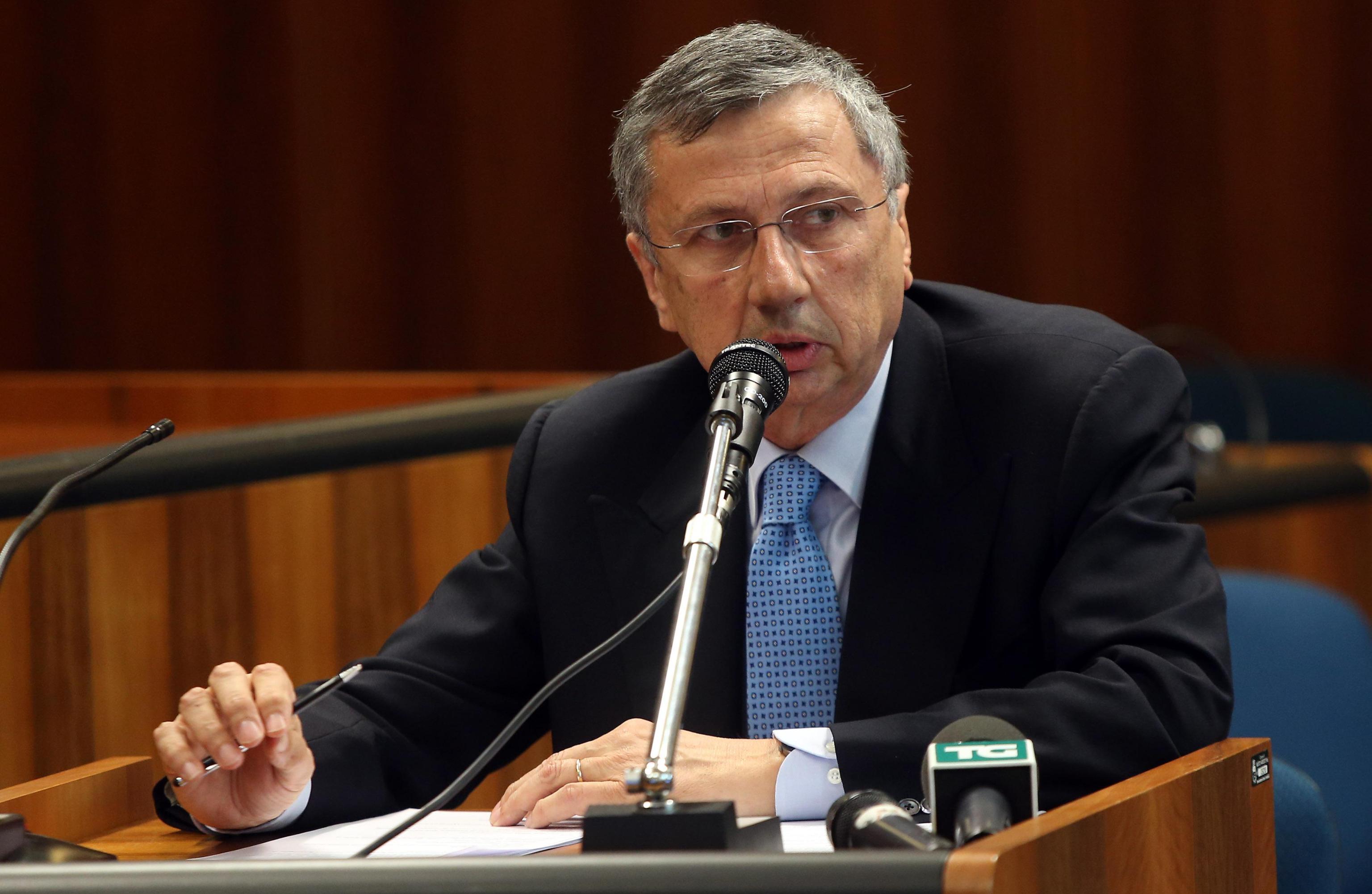Finmeccanica: assolto ex presidente Orsi