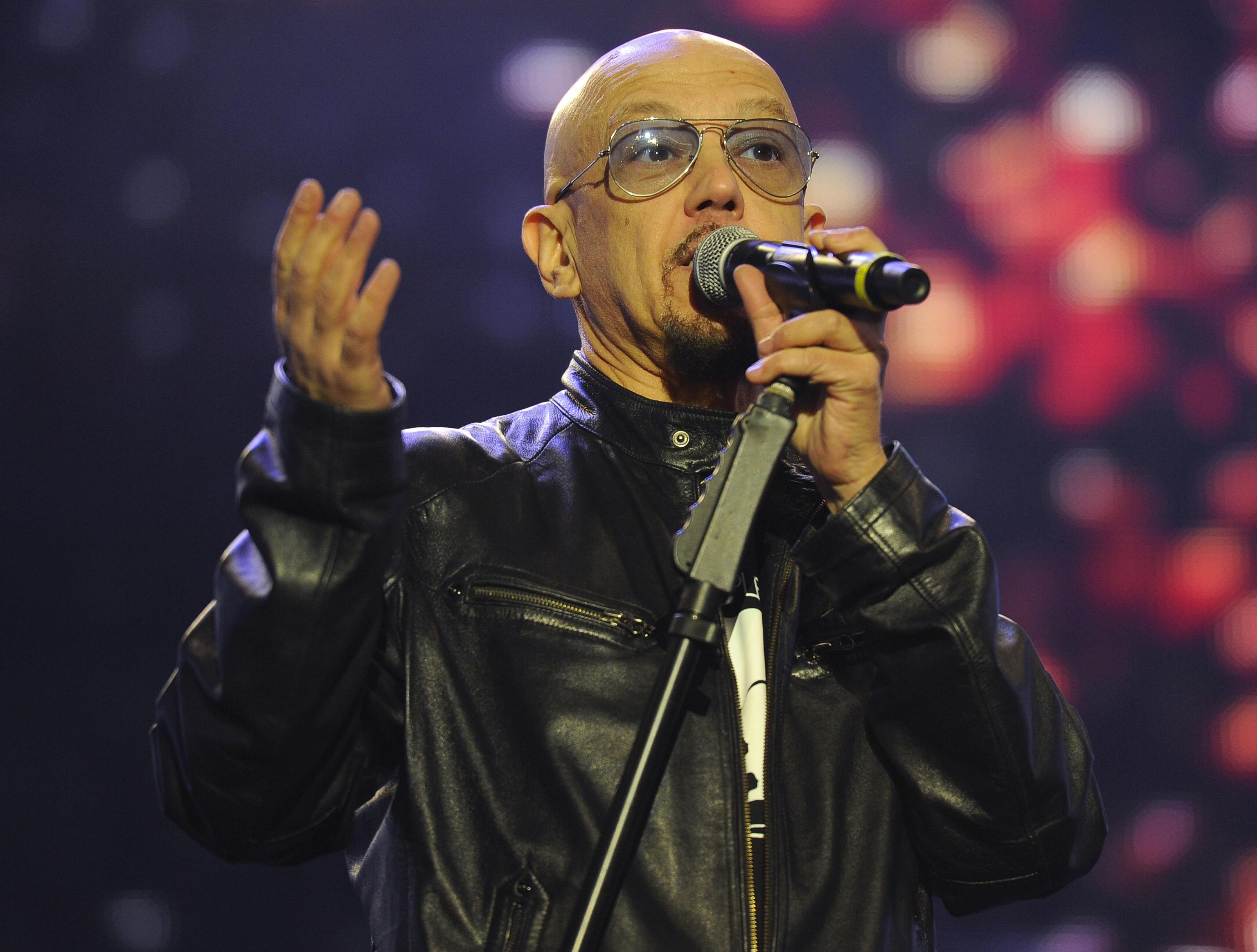 Musica: Enrico Ruggeri lascia Siae