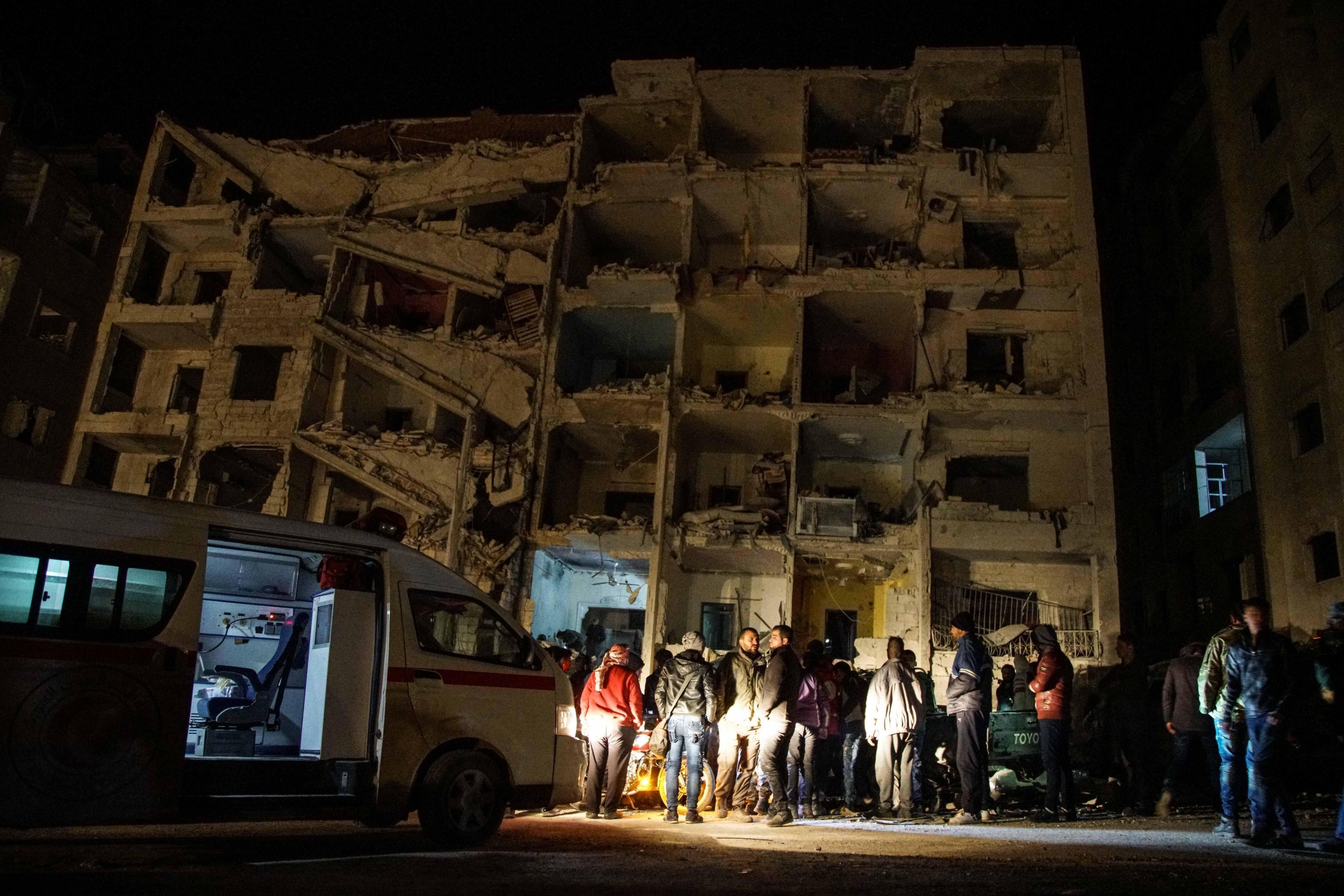 Siria: esercito avanza in area di Idlib
