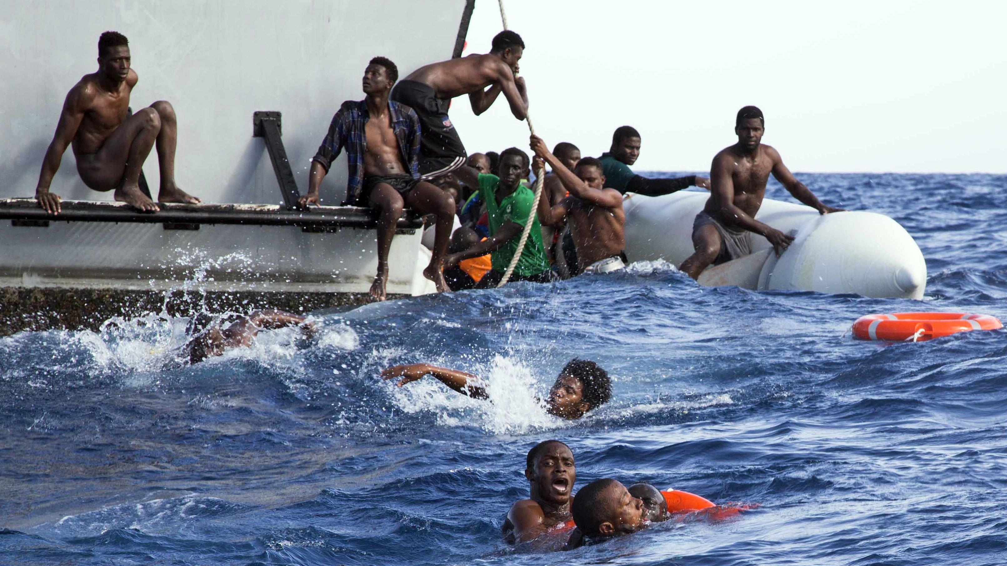Migranti: Libia, 90-100 dispersi