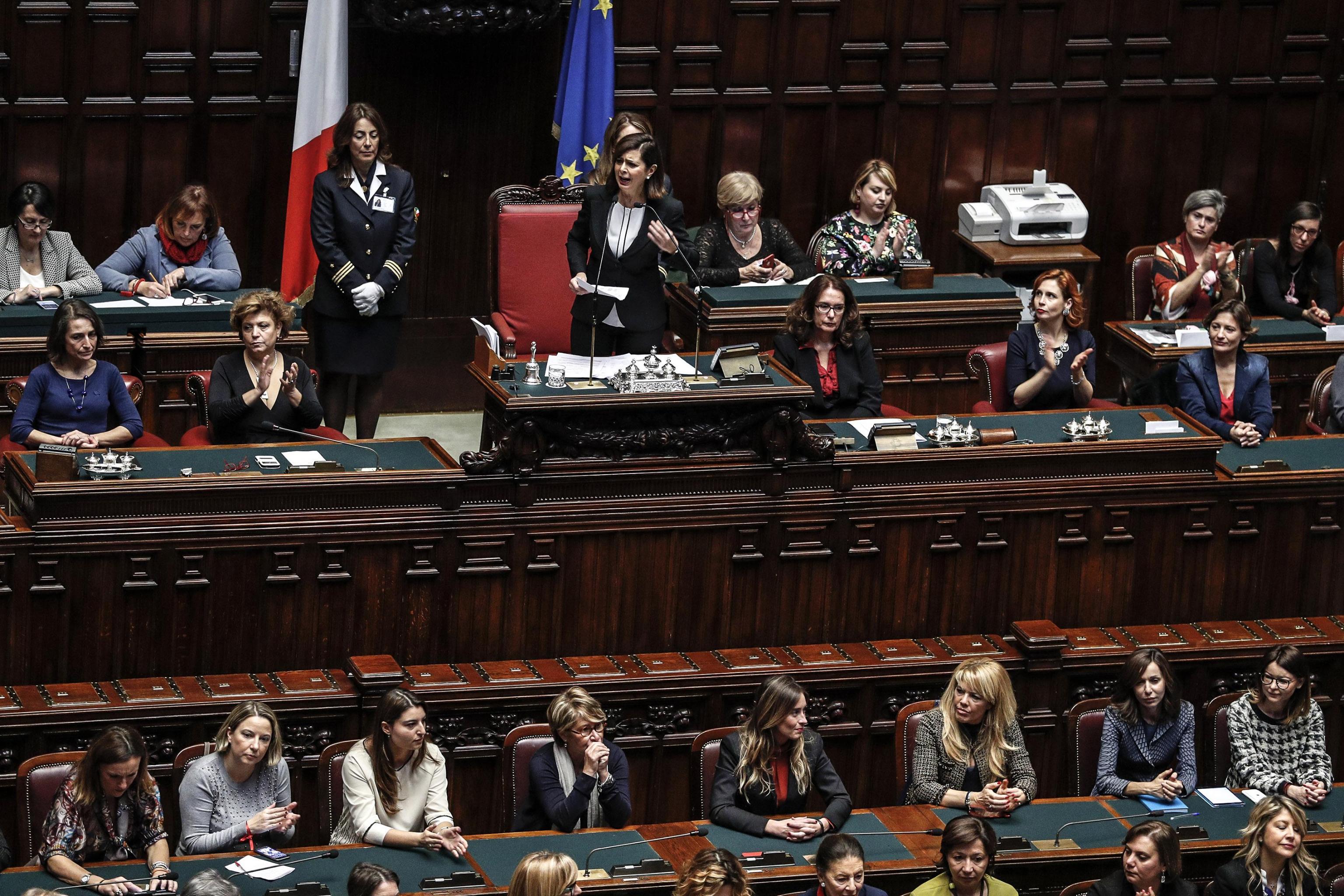 Elezioni: Feltrin,30% presenza femminile