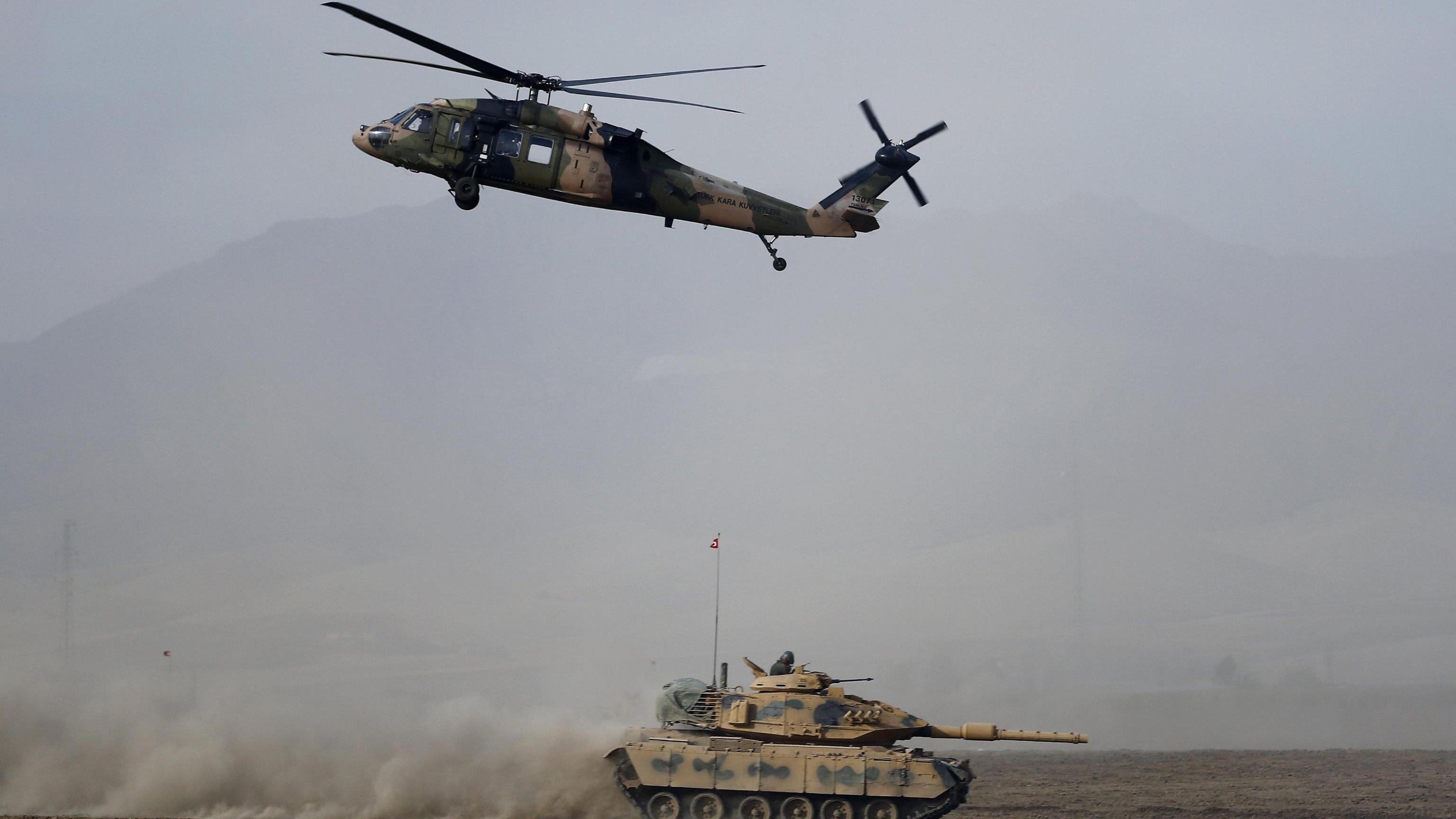 Iraq: continuano operazioni anti-Isis