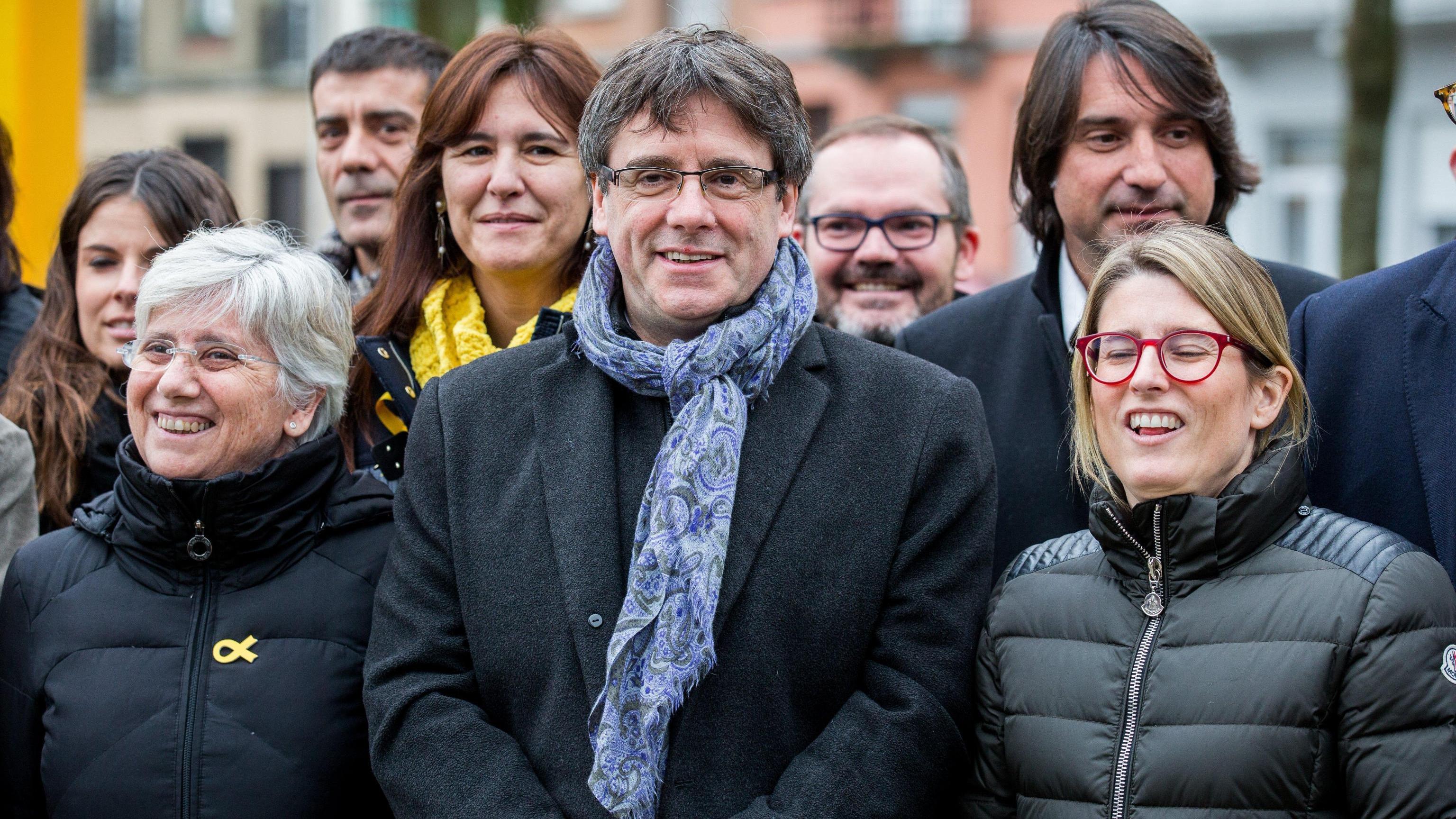 Puigdemont valuta investitura 'delegata'