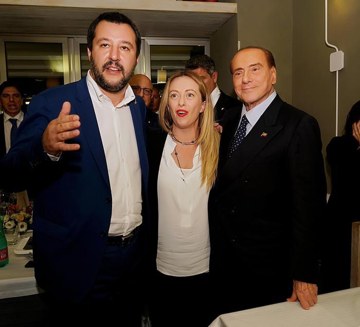 Vertice centrodestra ad Arcore. Salvini:  Via legge Fornero
