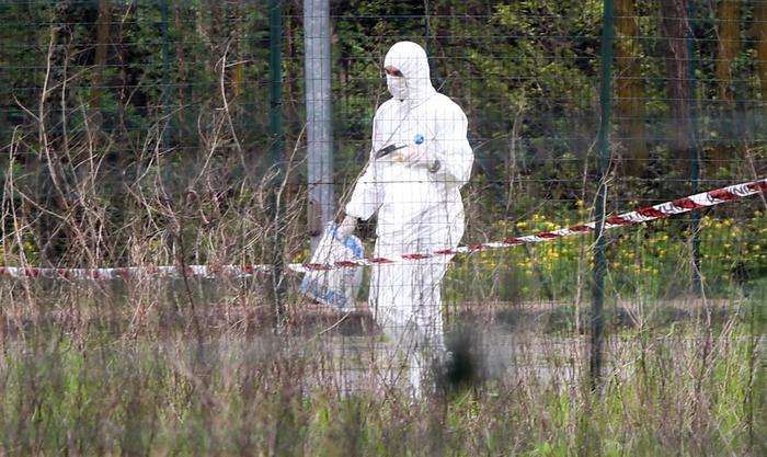 Donna imbavagliata trovata morta nel Salernitano