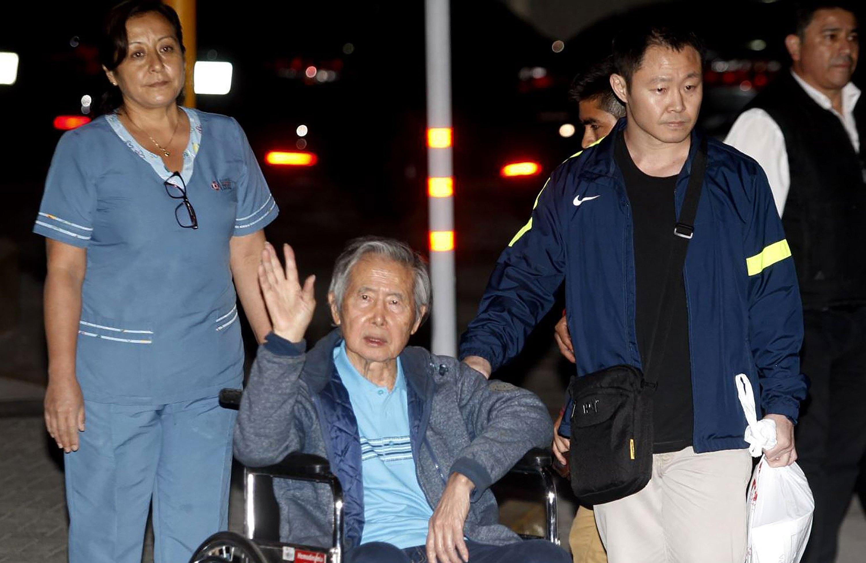 Fujimori, sogno Perù senza amarezza
