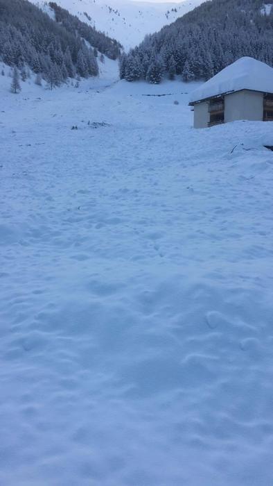 Slavina in Alto Adige, nessun ferito, turisti evacuati