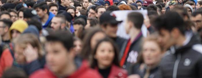 Duemila in corteo a Napoli: 'Siamo tutti Gaetano'