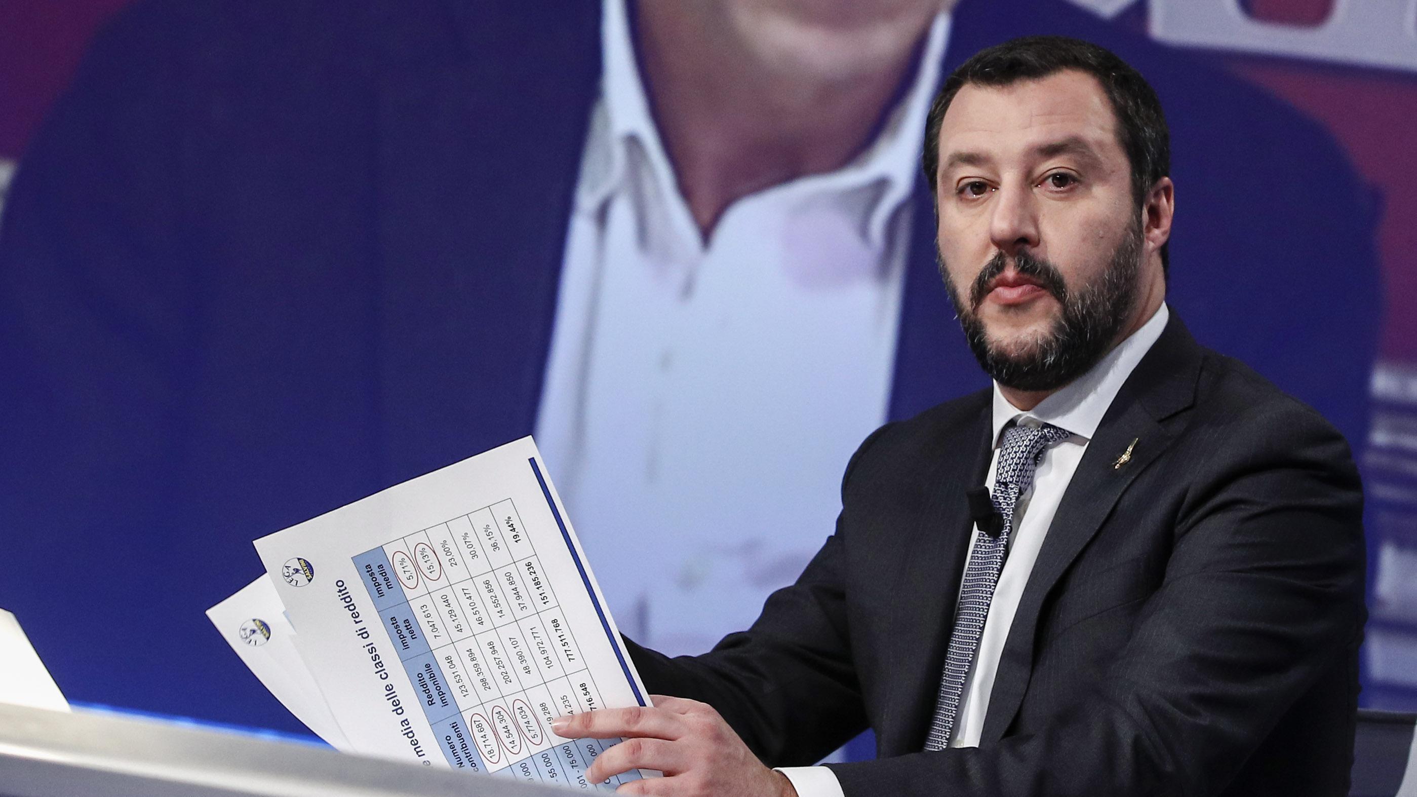 Salvini, accordo su Lazio? Prima o poi..