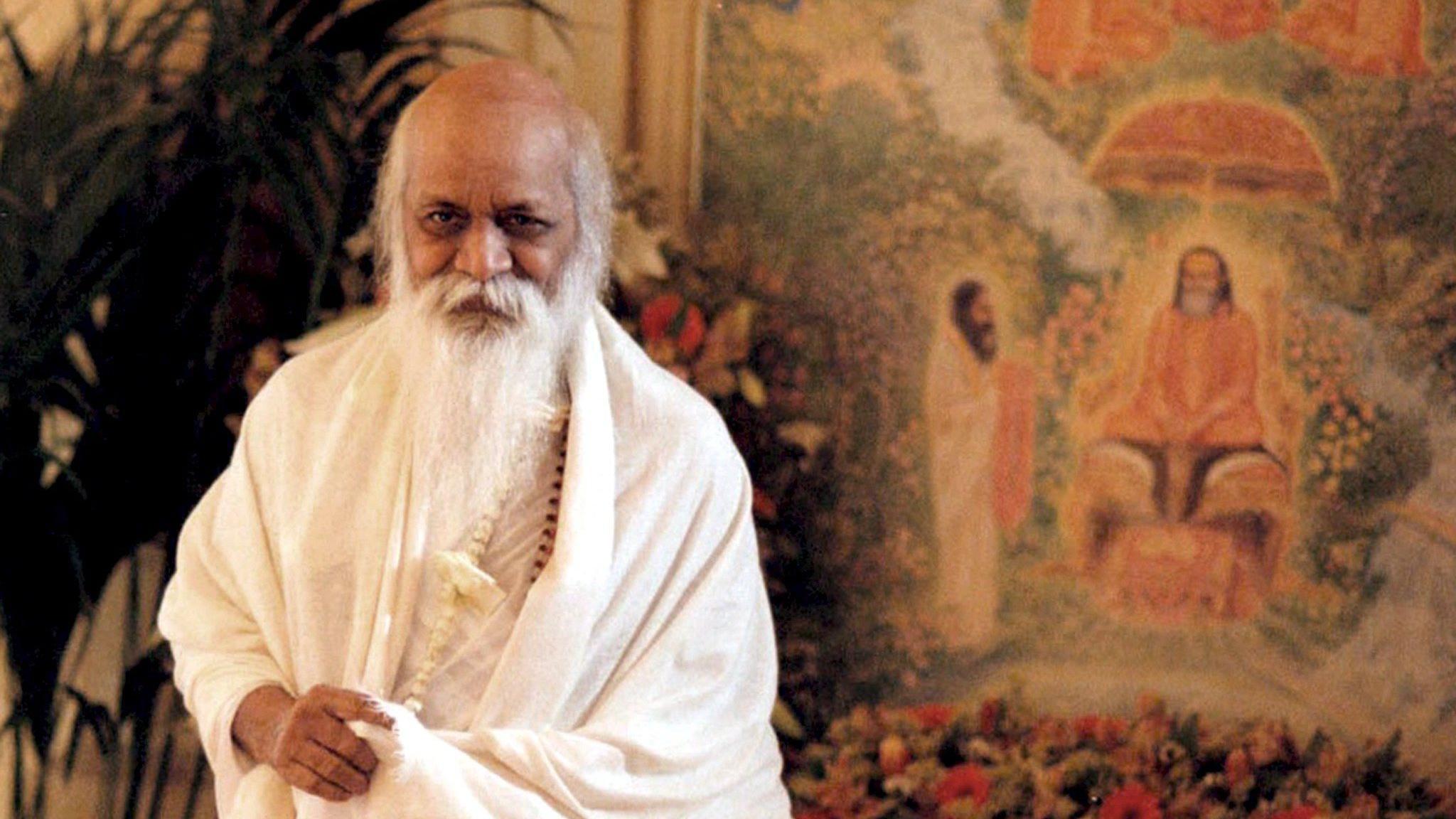 100 anni nascita Maharishi, guru Beatles