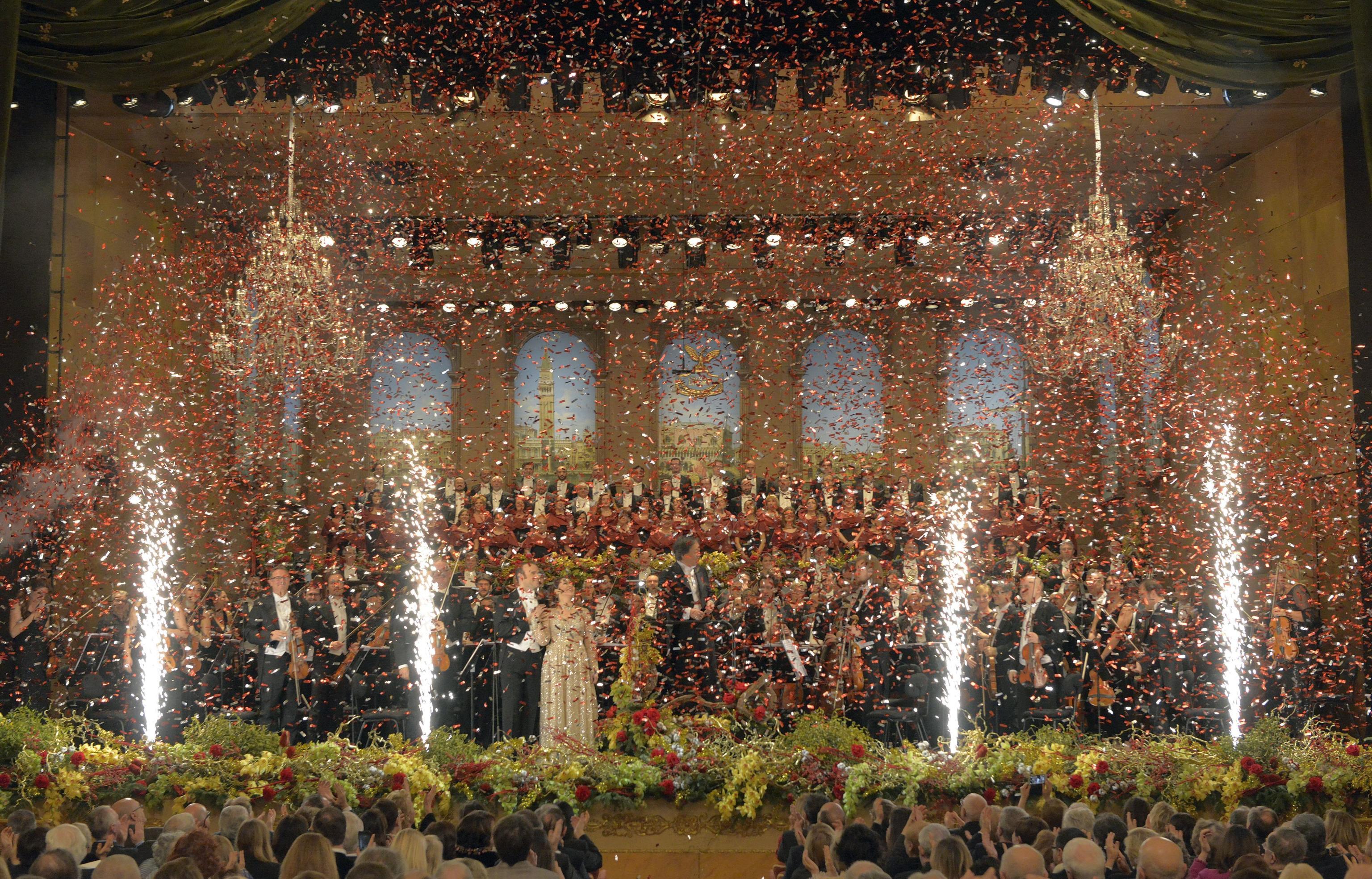 Concerto Fenice saluta da Venezia 2018