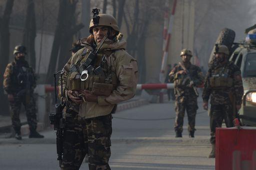 Strage kamikaze a Kabul in Afghanistan