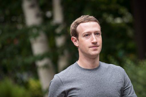 Cosa vuole fare Mark Zuckerberg nel 2018
