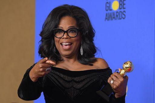 Tutti pazzi per Oprah Winfrey presidente degli Stati Uniti