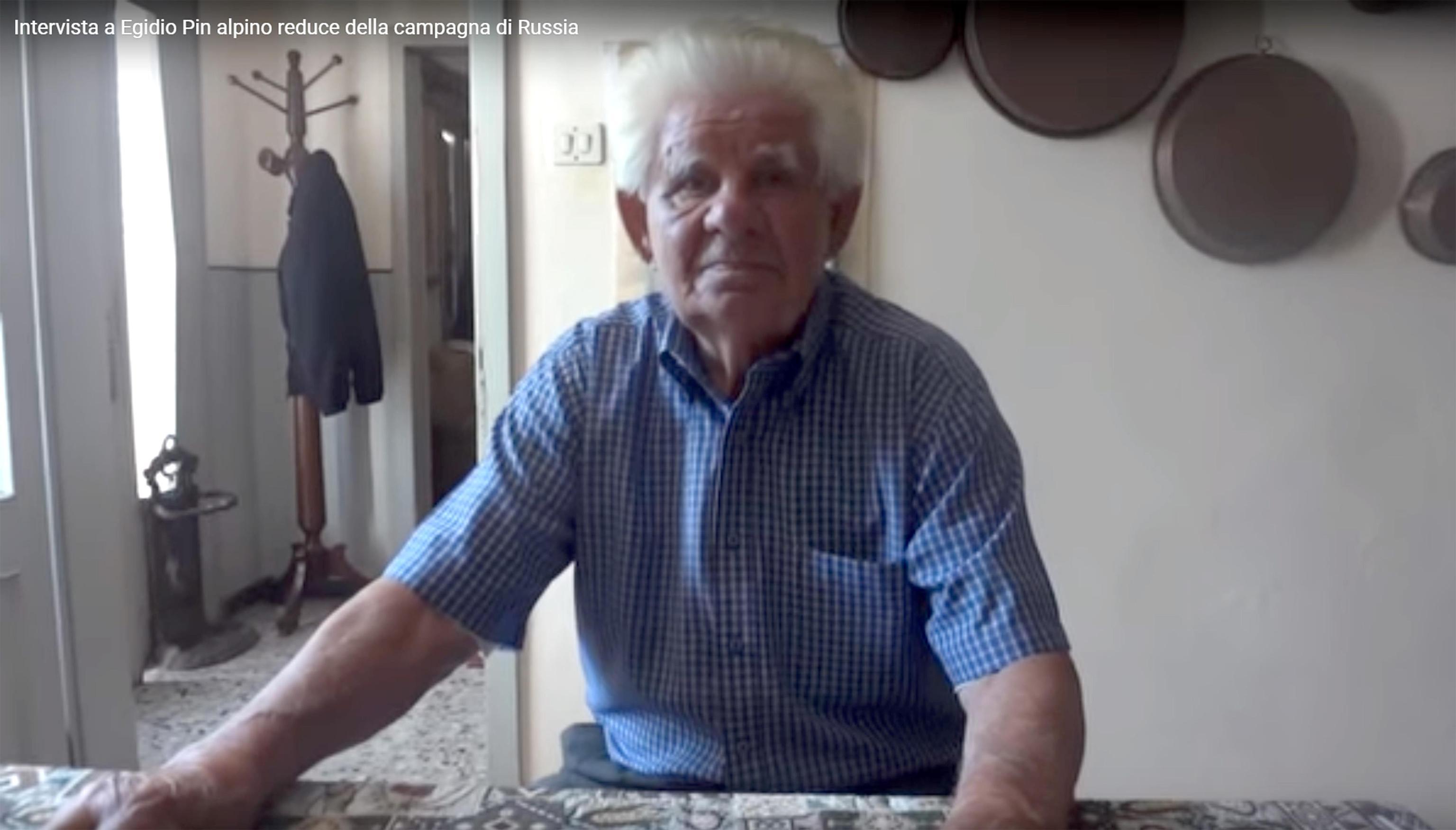 Morto uno ultimi alpini campagna Russia