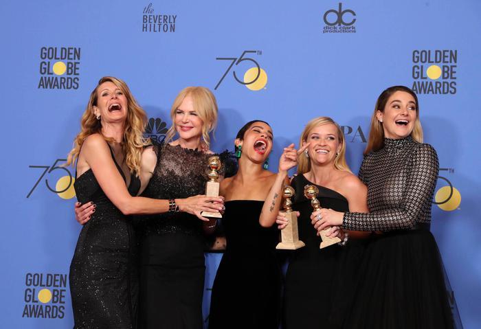 Golden Globes: delusione per l'Italia, rivincita delle donne