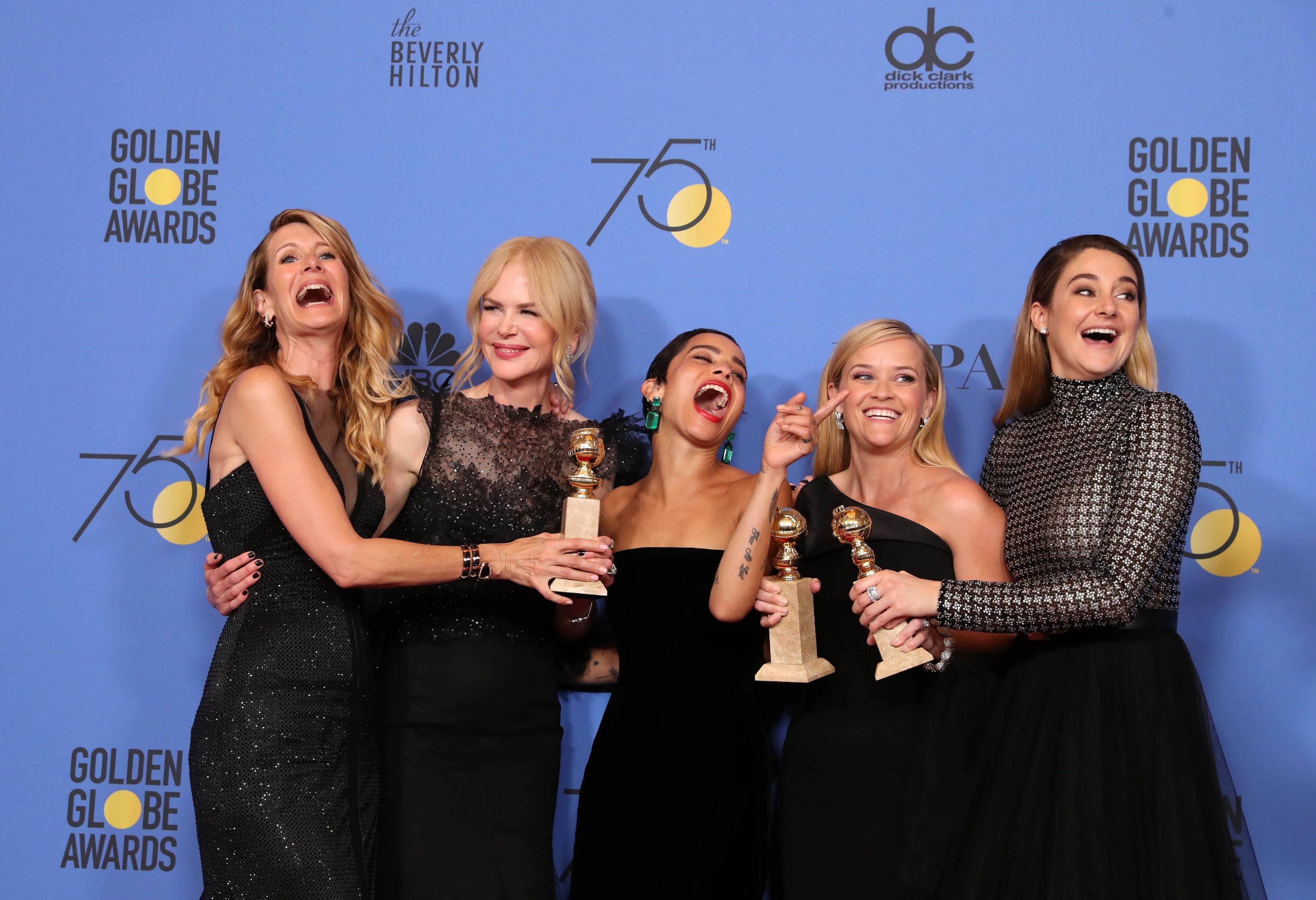 Golden Globes, delusione per l'Italia
