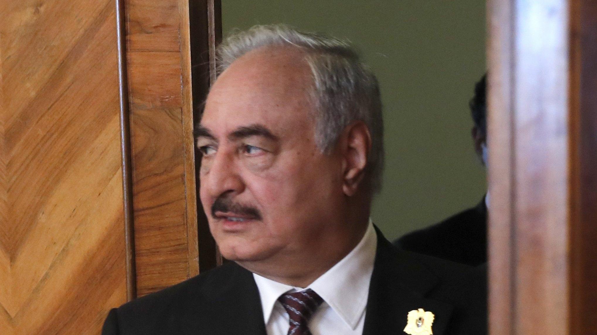Haftar, 'Libia non pronta a democrazia'