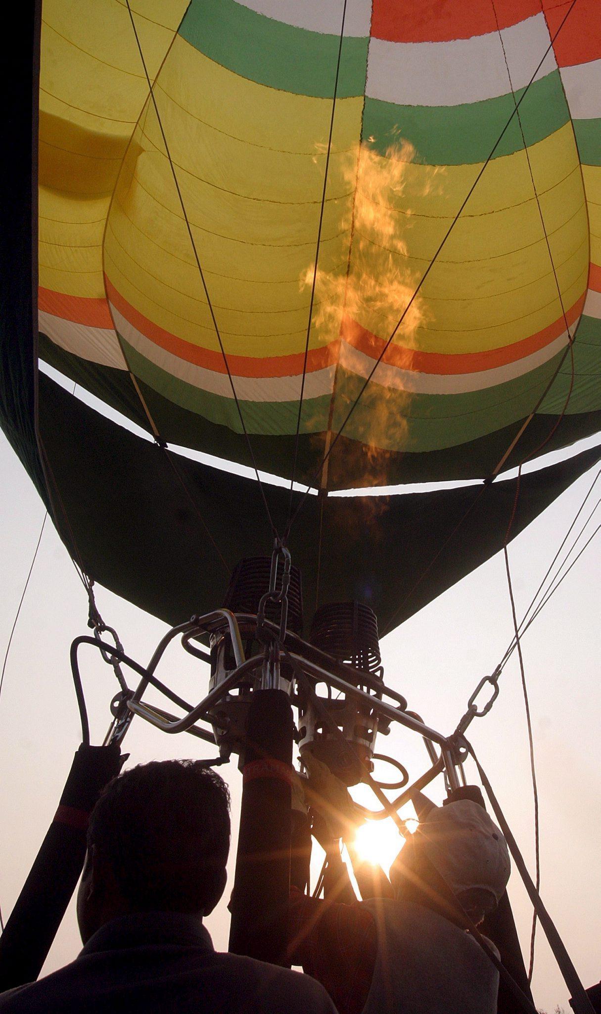 Egitto: si schianta mongolfiera turisti