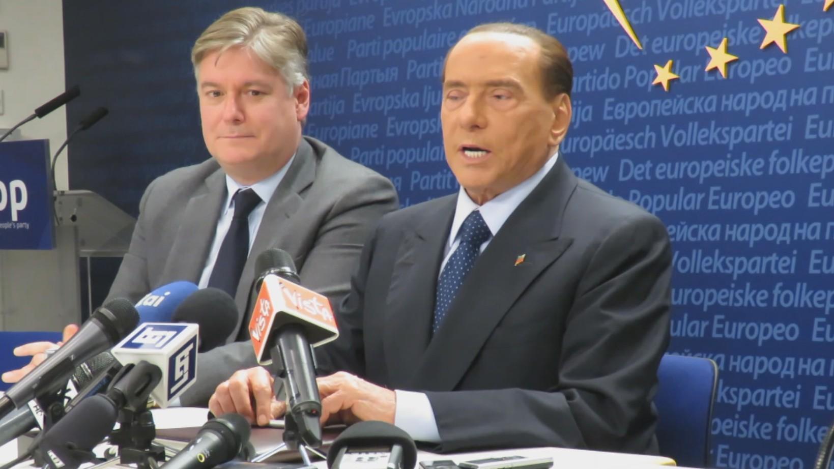 Berlusconi, escludo grande coalizione