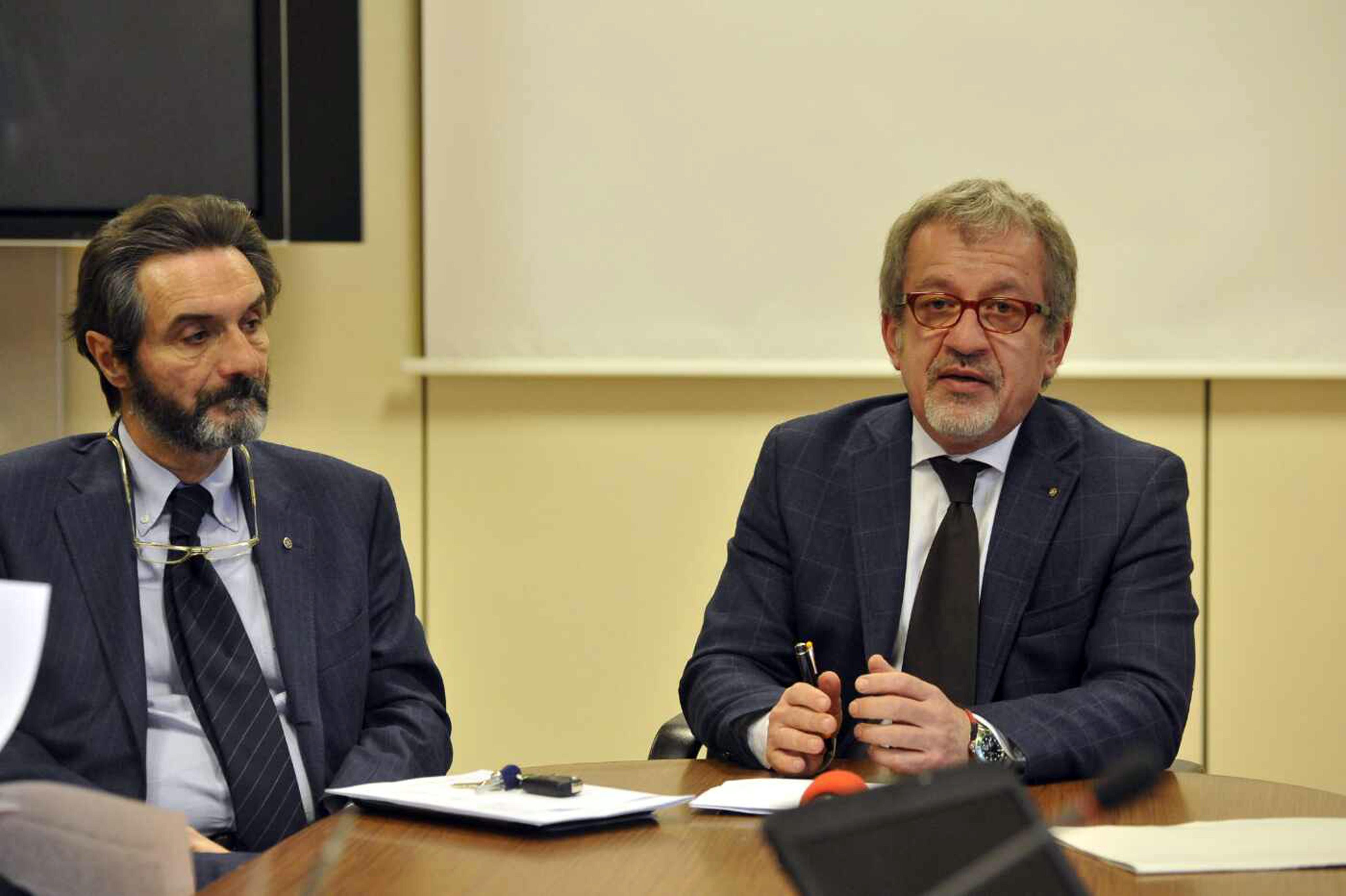 Lombardia: Maroni conferma rinuncia