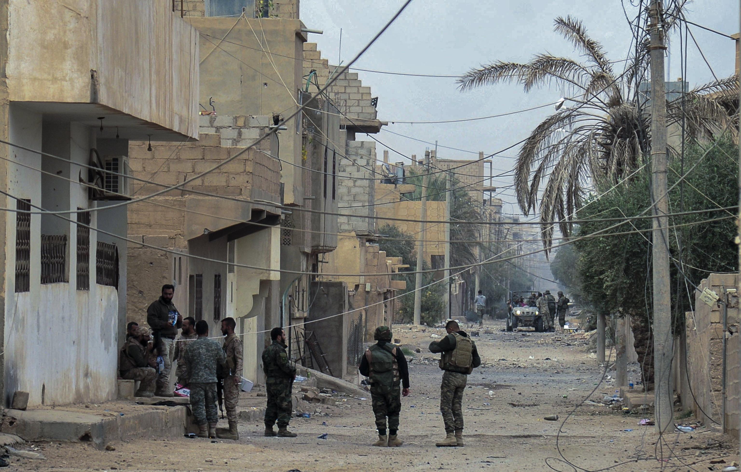 Esercito Siria,Israele sarà responsabile
