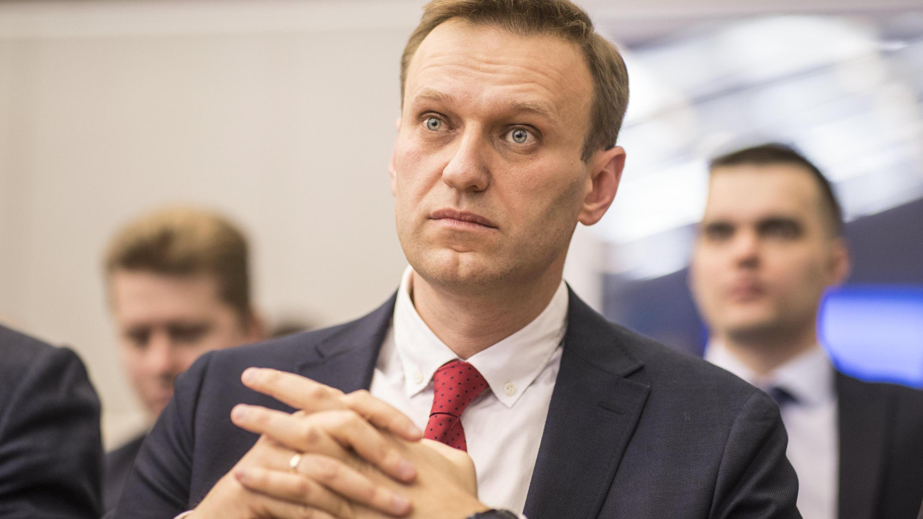 Navalni, irritanti legami Putin-Lega-M5s