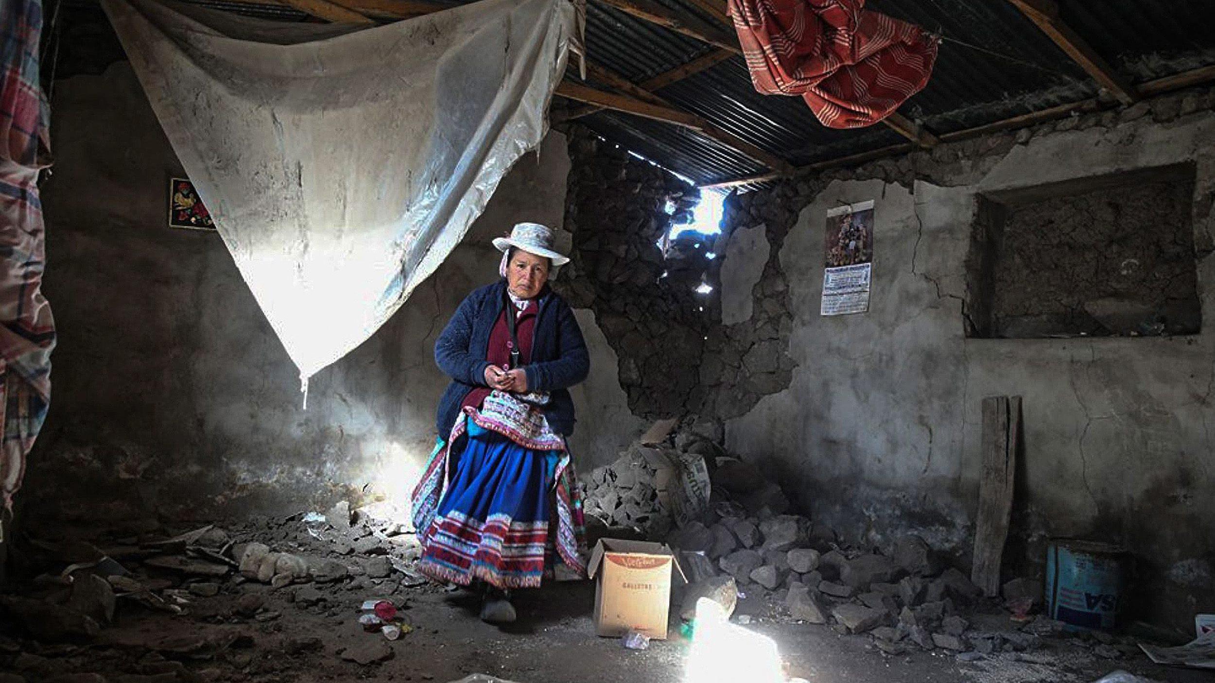 Cile, scossa magnitudo di 6.3