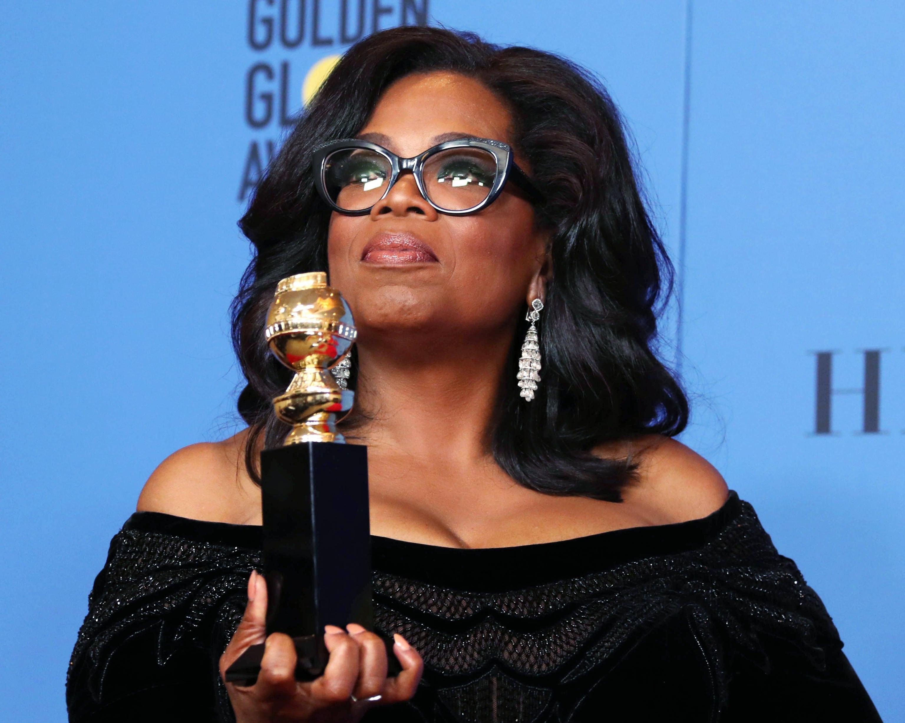 Oprah Winfrey pensa di candidarsi
