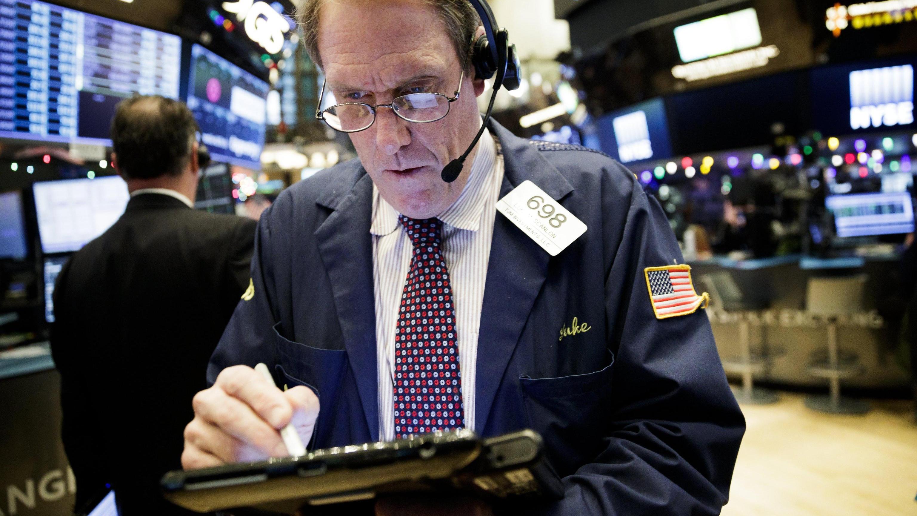 Borsa: Wall Street apre record