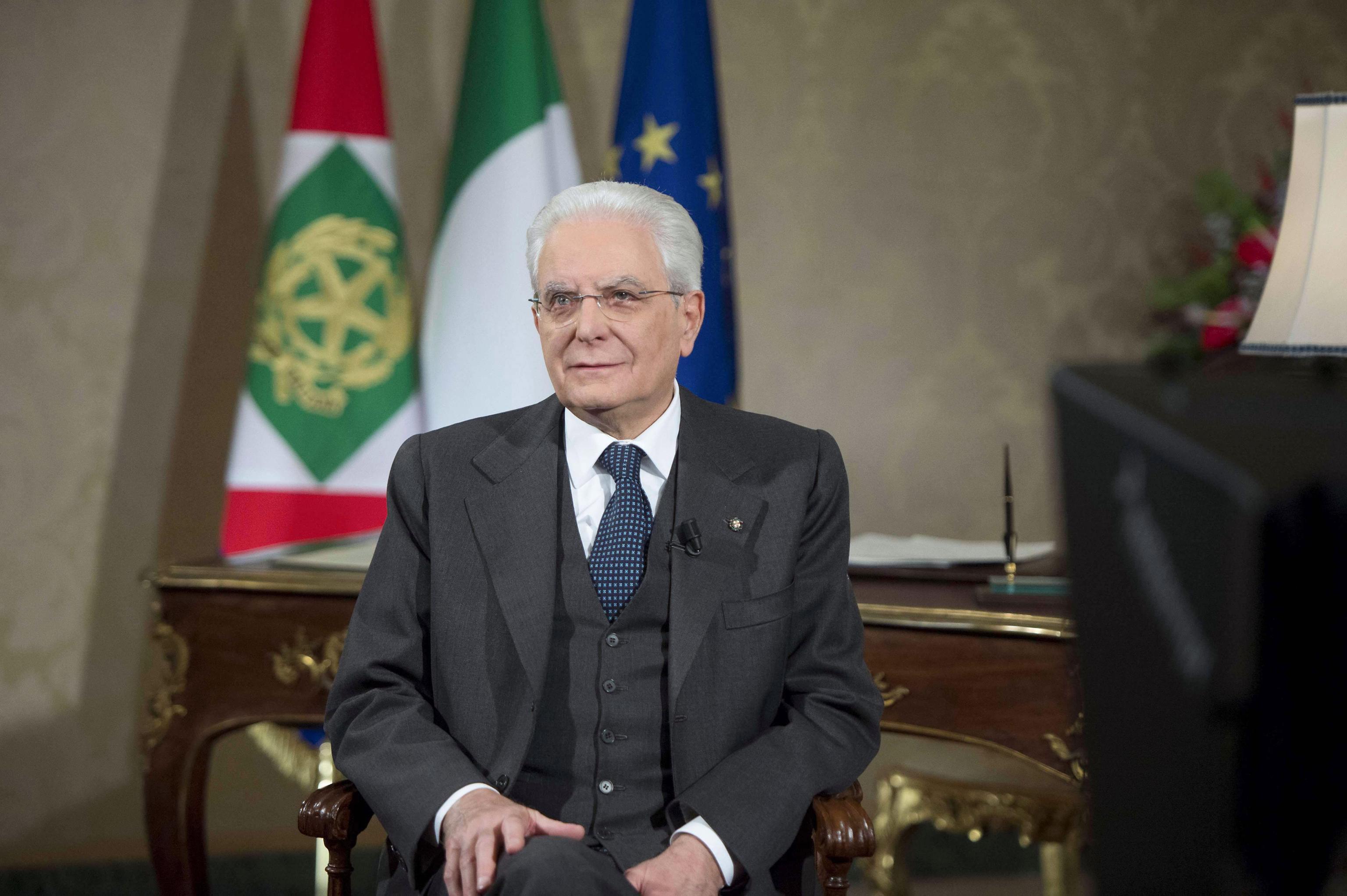 Mattarella, uniti contro terrorismo