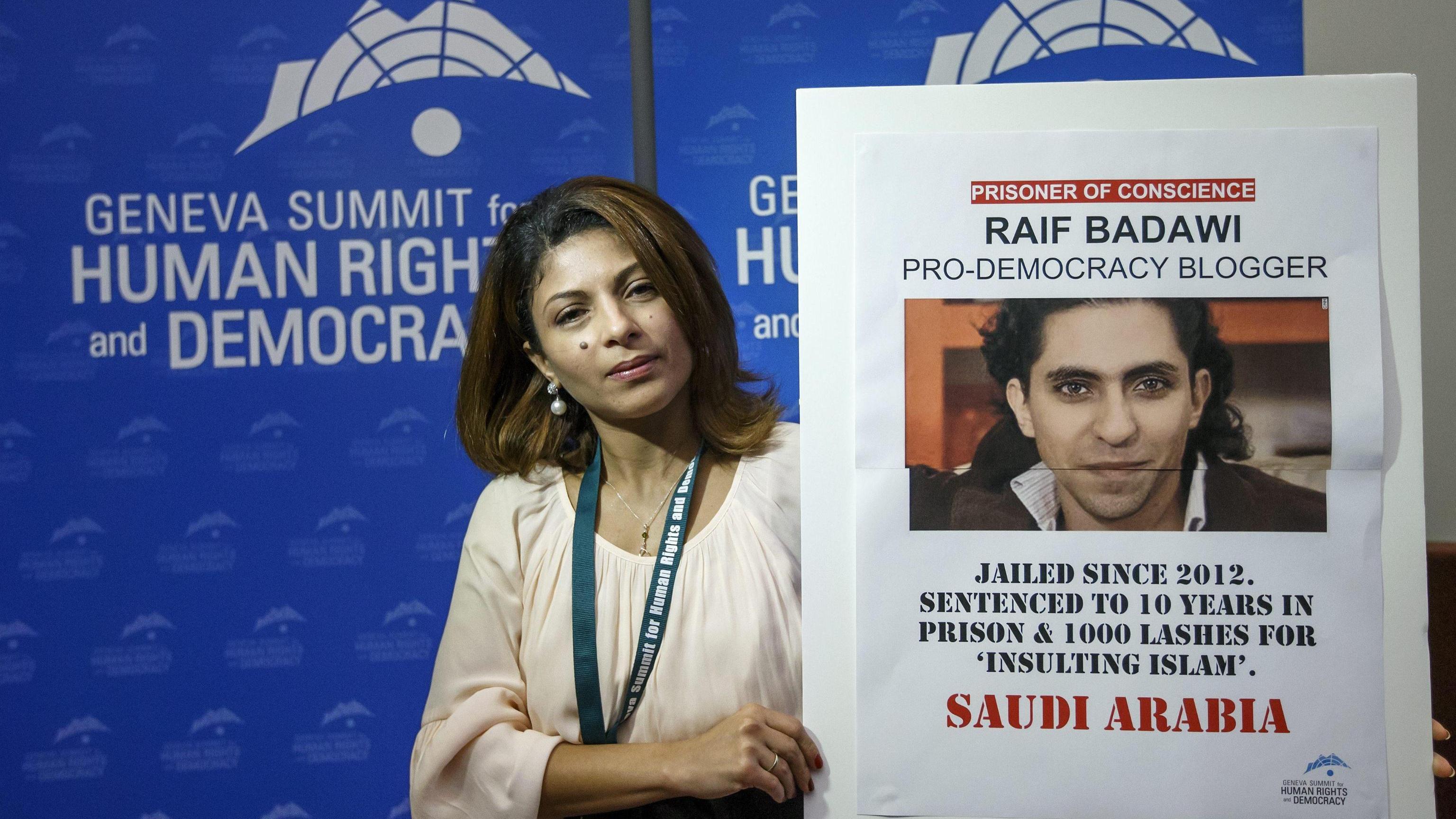 Amnesty chiede rilascio blogger saudita