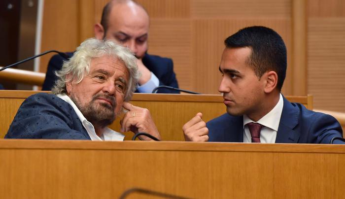 Grillo-Di Maio: tra noi nessuna frattura, convergenze sui temi